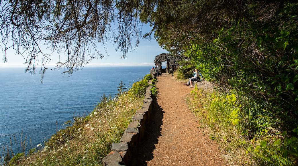 Yachats featuring general coastal views