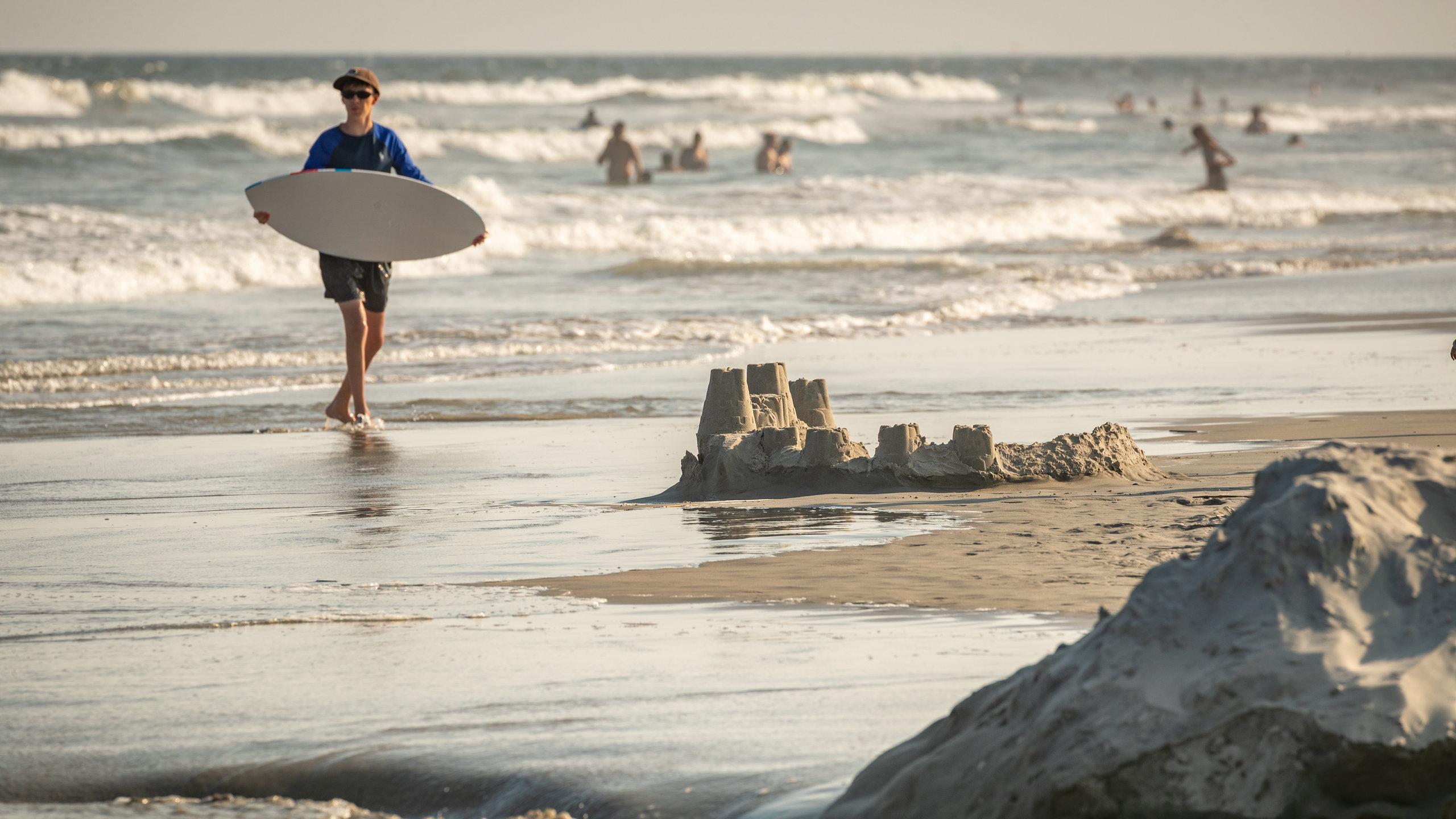 Wildwood Beach, New Jersey, United States of America