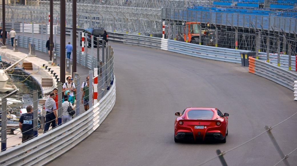 Circuit de Formule 1 de Monte-Carlo