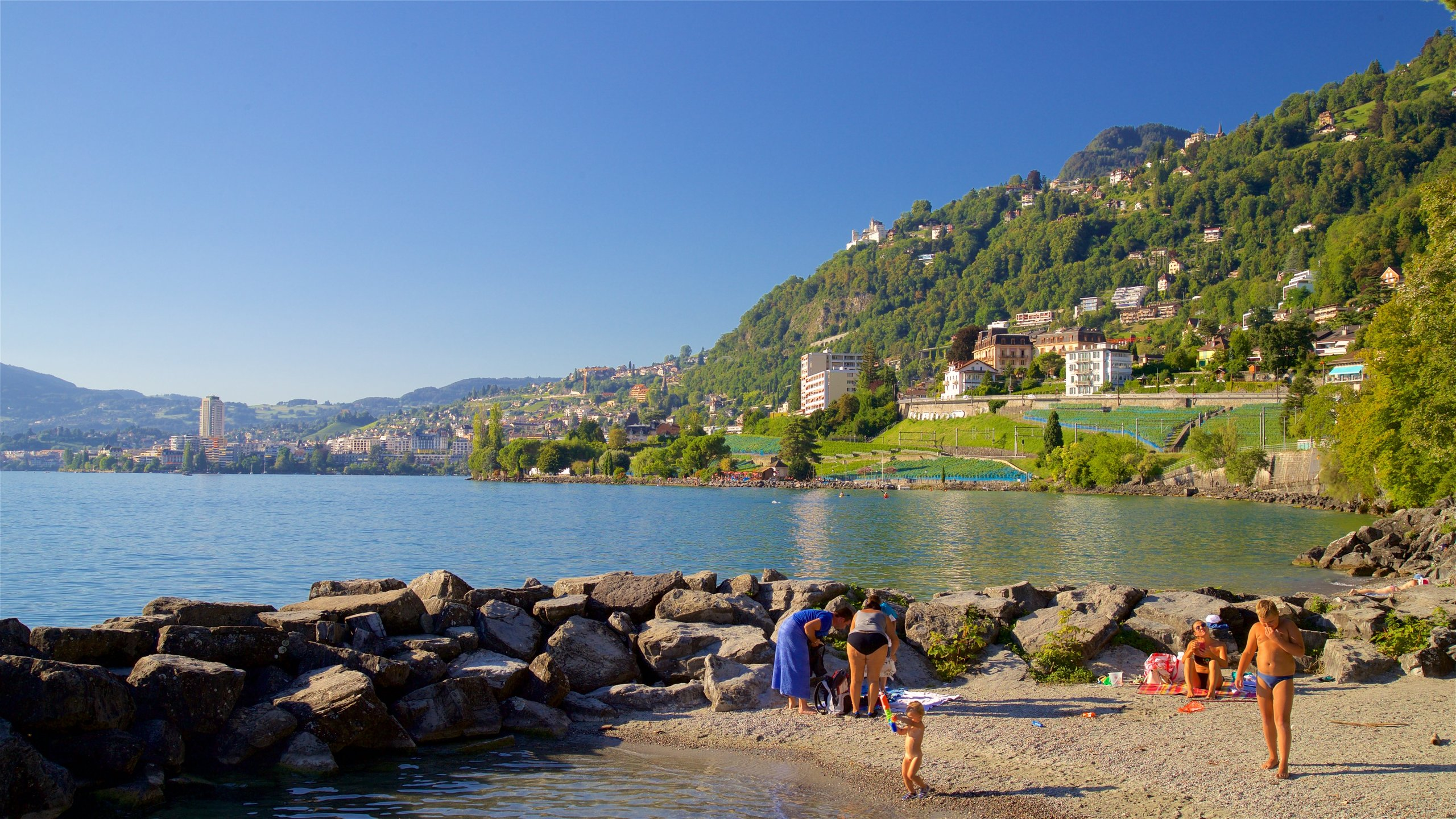 Montreux, Canton of Vaud, Switzerland
