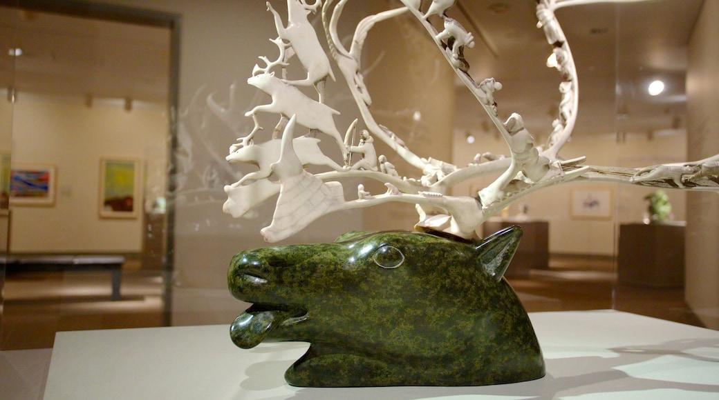 หอศิลป์แห่งชาติแคนาดา เนื้อเรื่องที่ การตกแต่งภายใน และ ศิลปะ