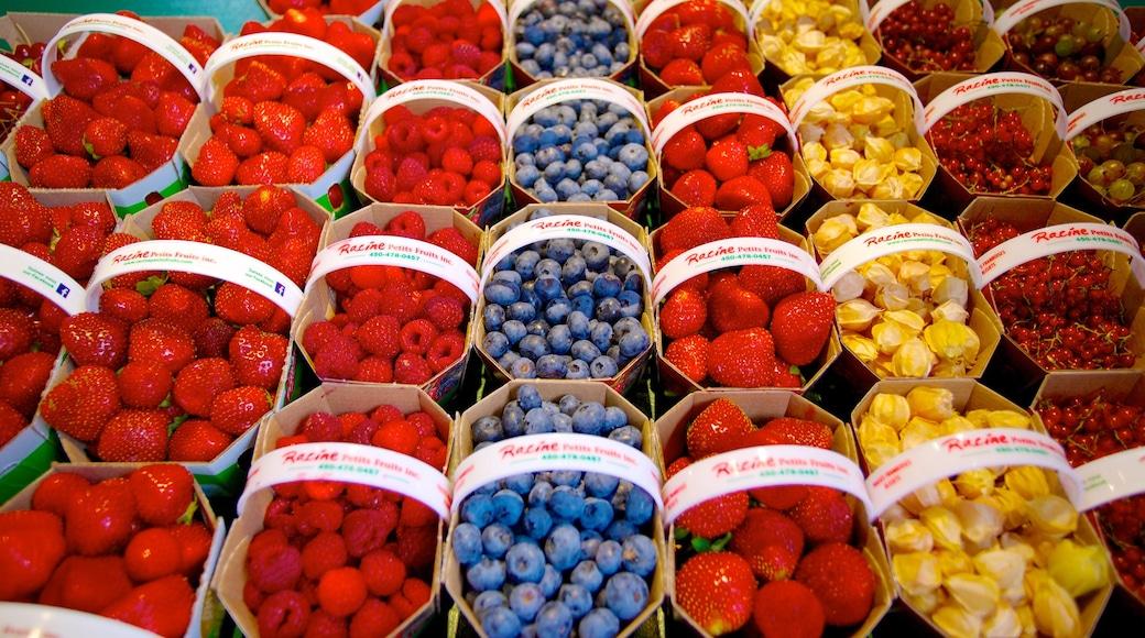 Jean-Talon Market caratteristiche di mercati e cibo
