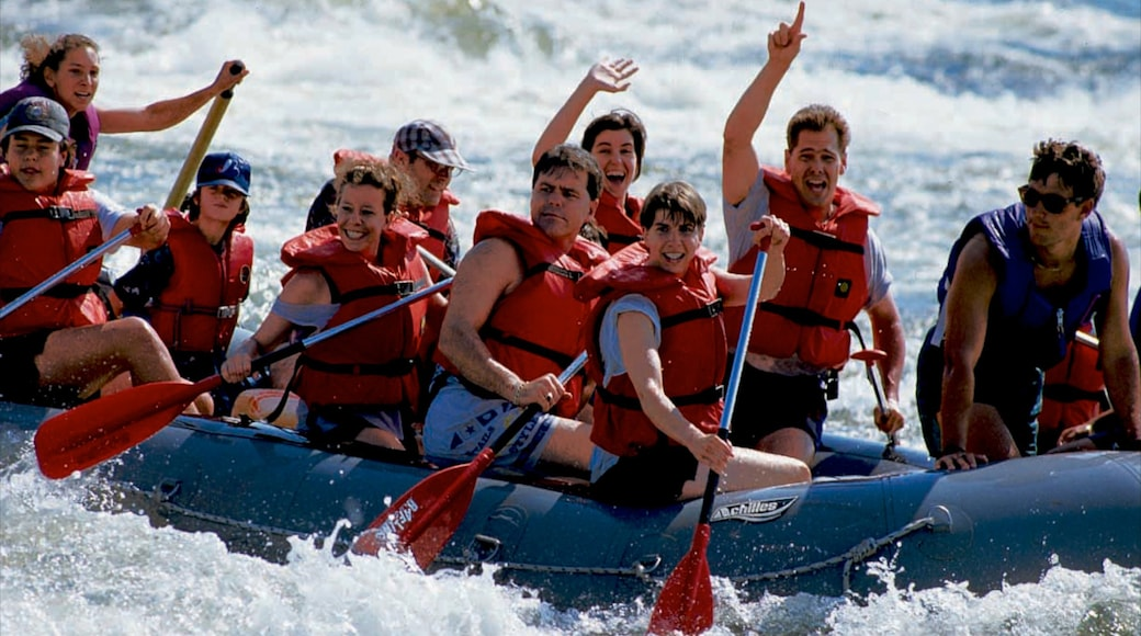 Montréal caratteristiche di rafting, evento sportivo e rapide