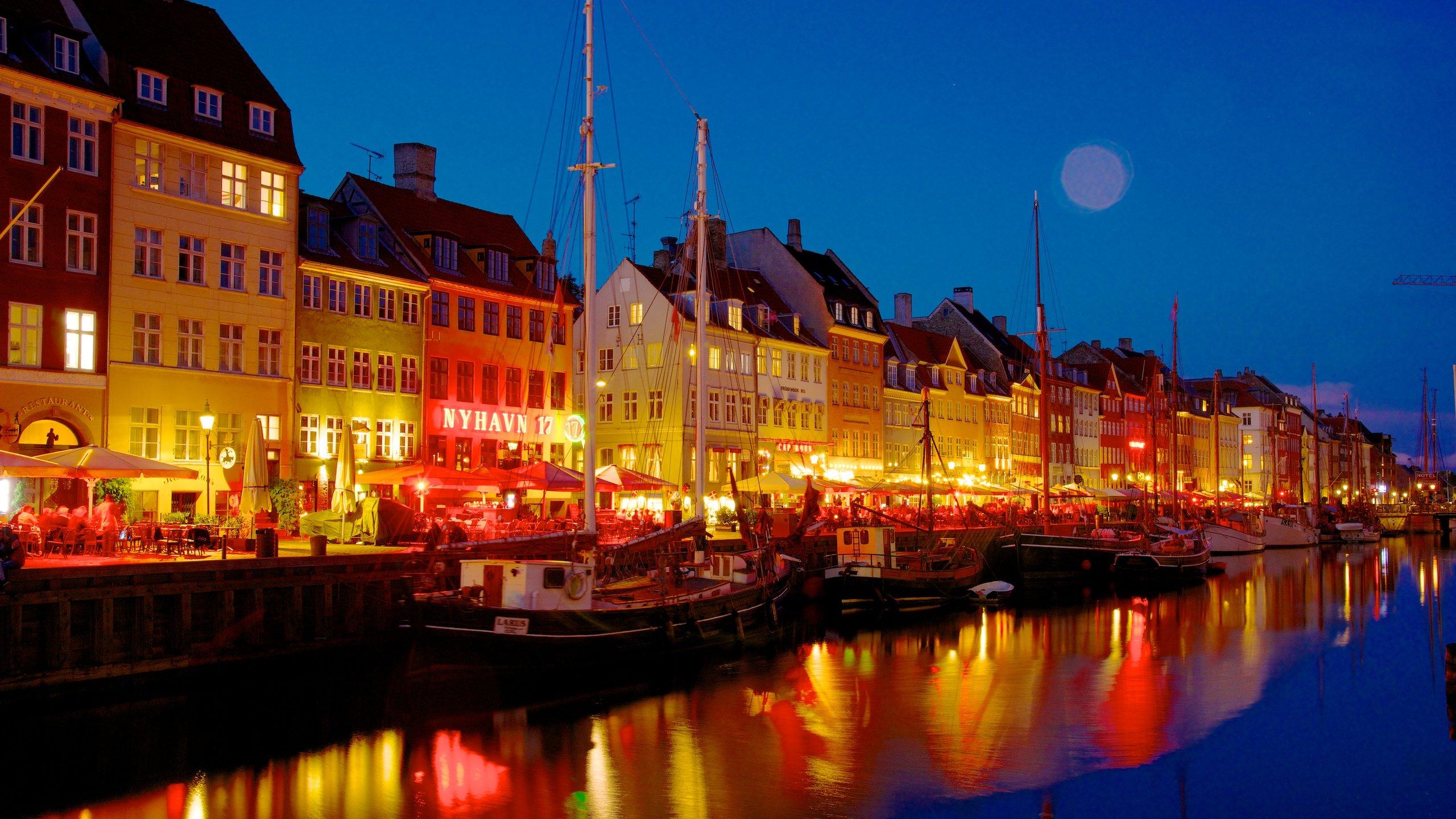 Hovedstaden, Danmark