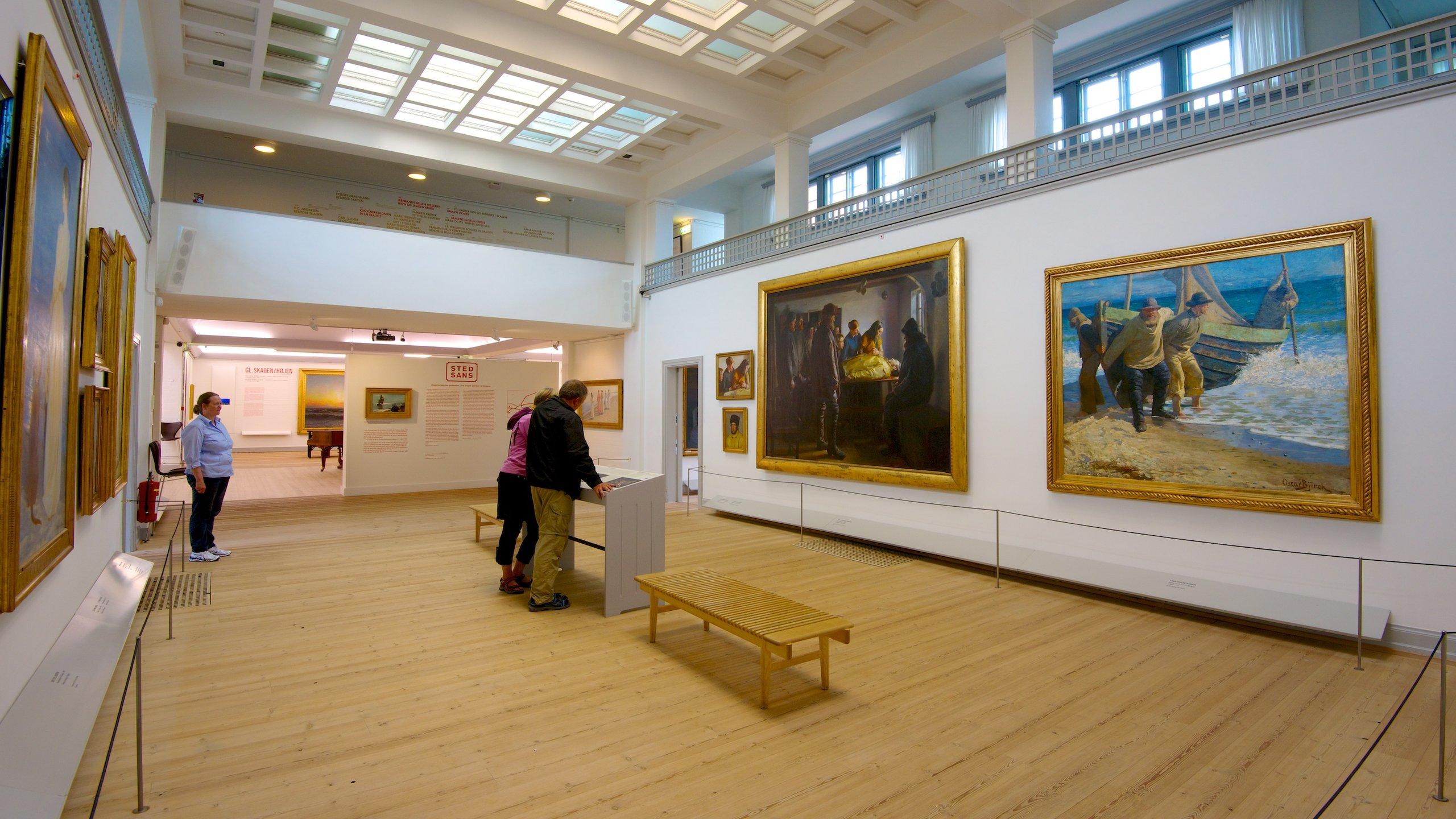 Skagens Museum, Skagen, Nordjylland, Dänemark
