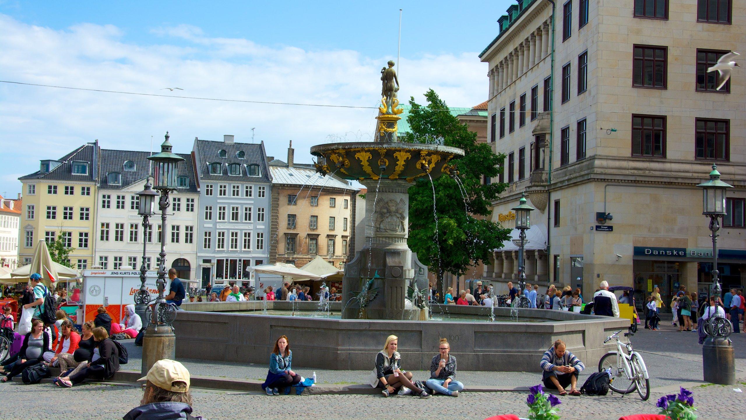 Caritas, Kopenhagen, Hovedstaden, Dänemark