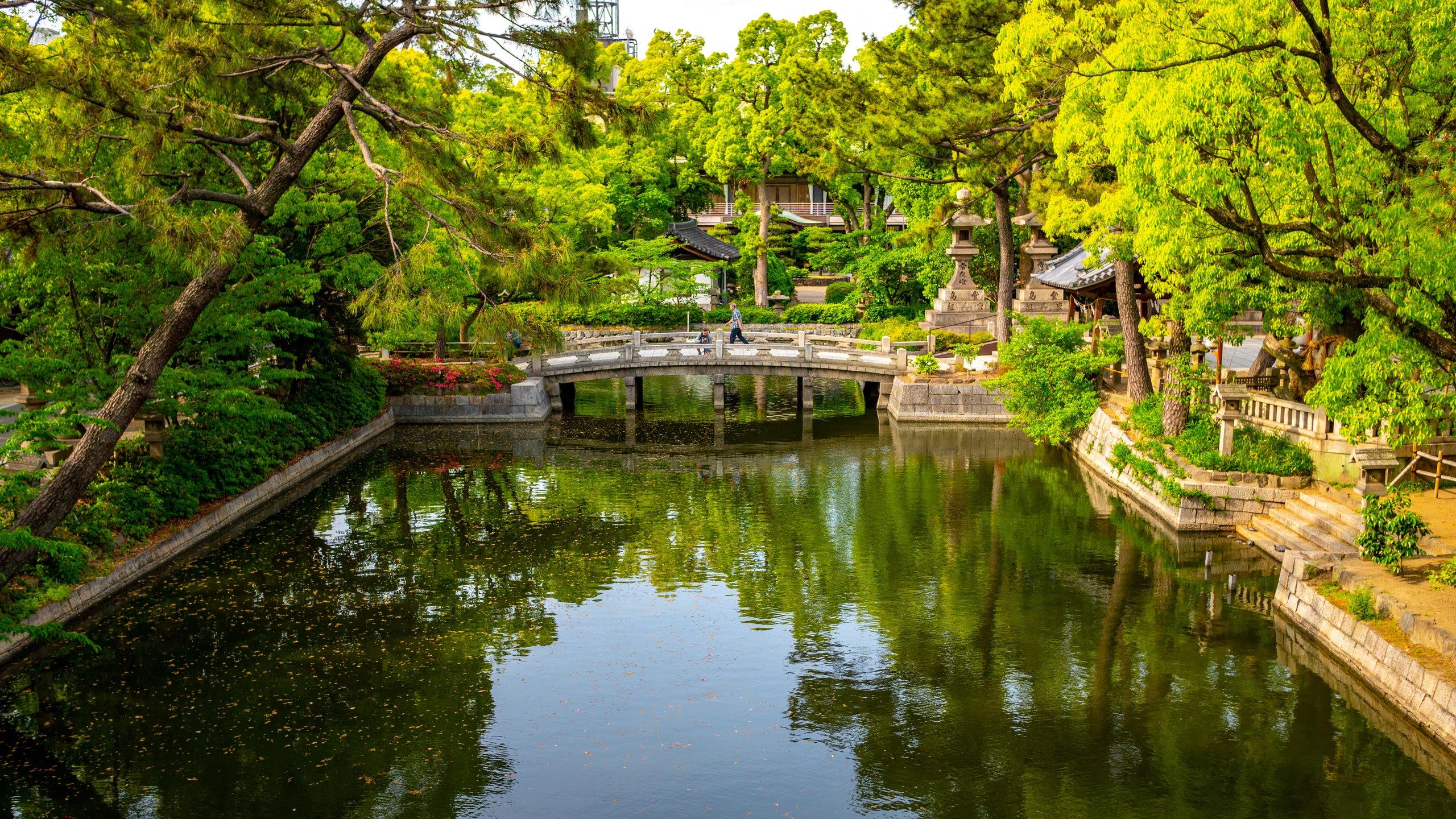 Sumiyoshi, Osaka, Osaka Prefecture, Japan