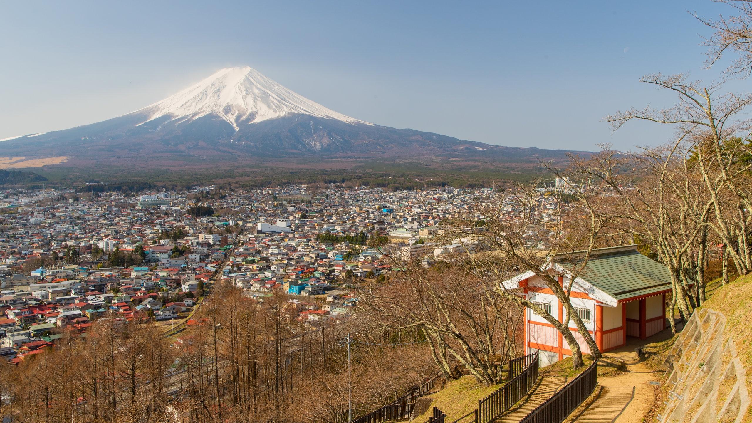 Fujikawaguchiko, Yamanashi (prefectuur), Japan