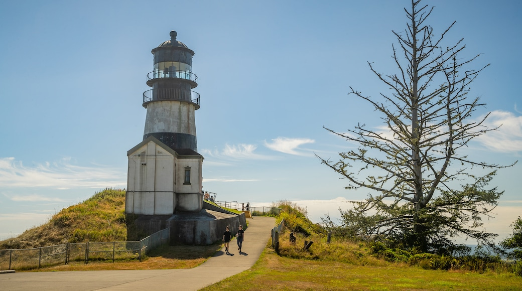 Leuchtturm von Cape Disappointment