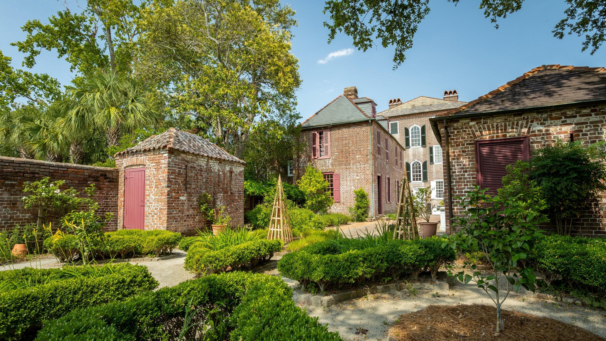 Heyward-Washington House, Charleston, South Carolina, United States of America