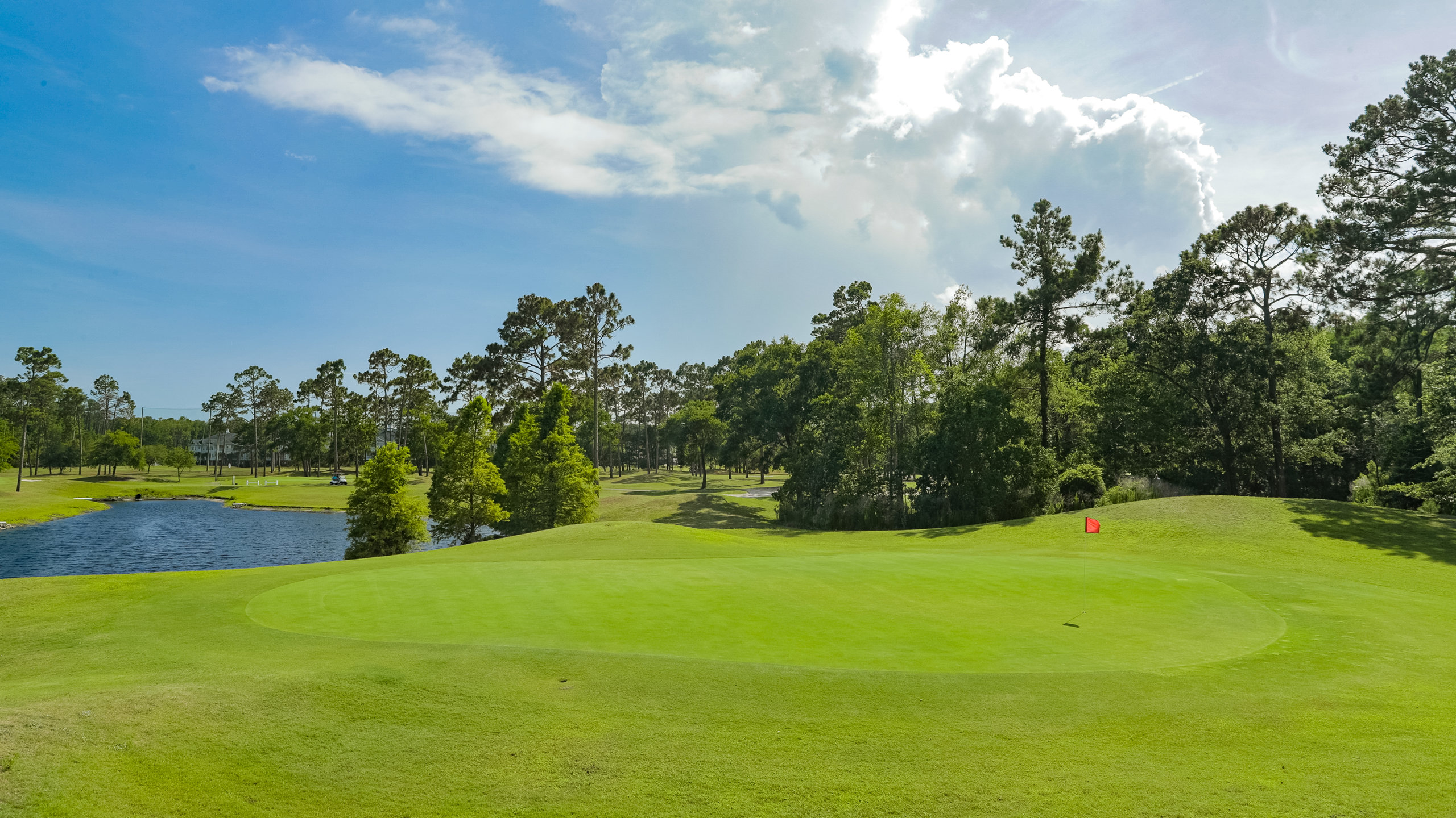 Tupelo Bay Golf Villas, Surfside Beach, Murrells Inlet, South Carolina, United States of America