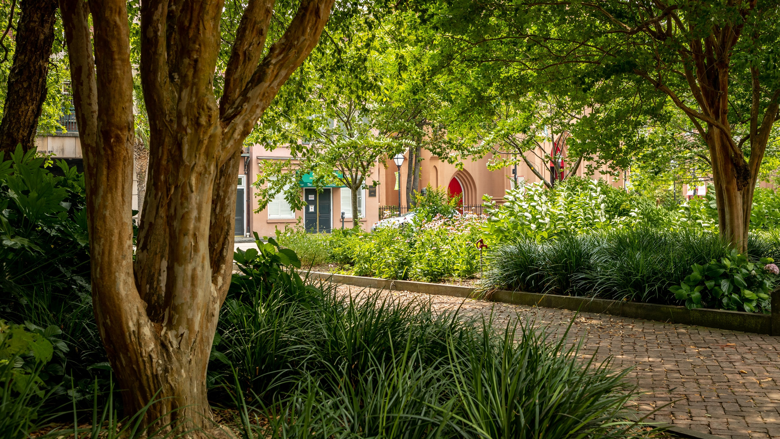 Marion Square, Charleston, South Carolina, United States of America