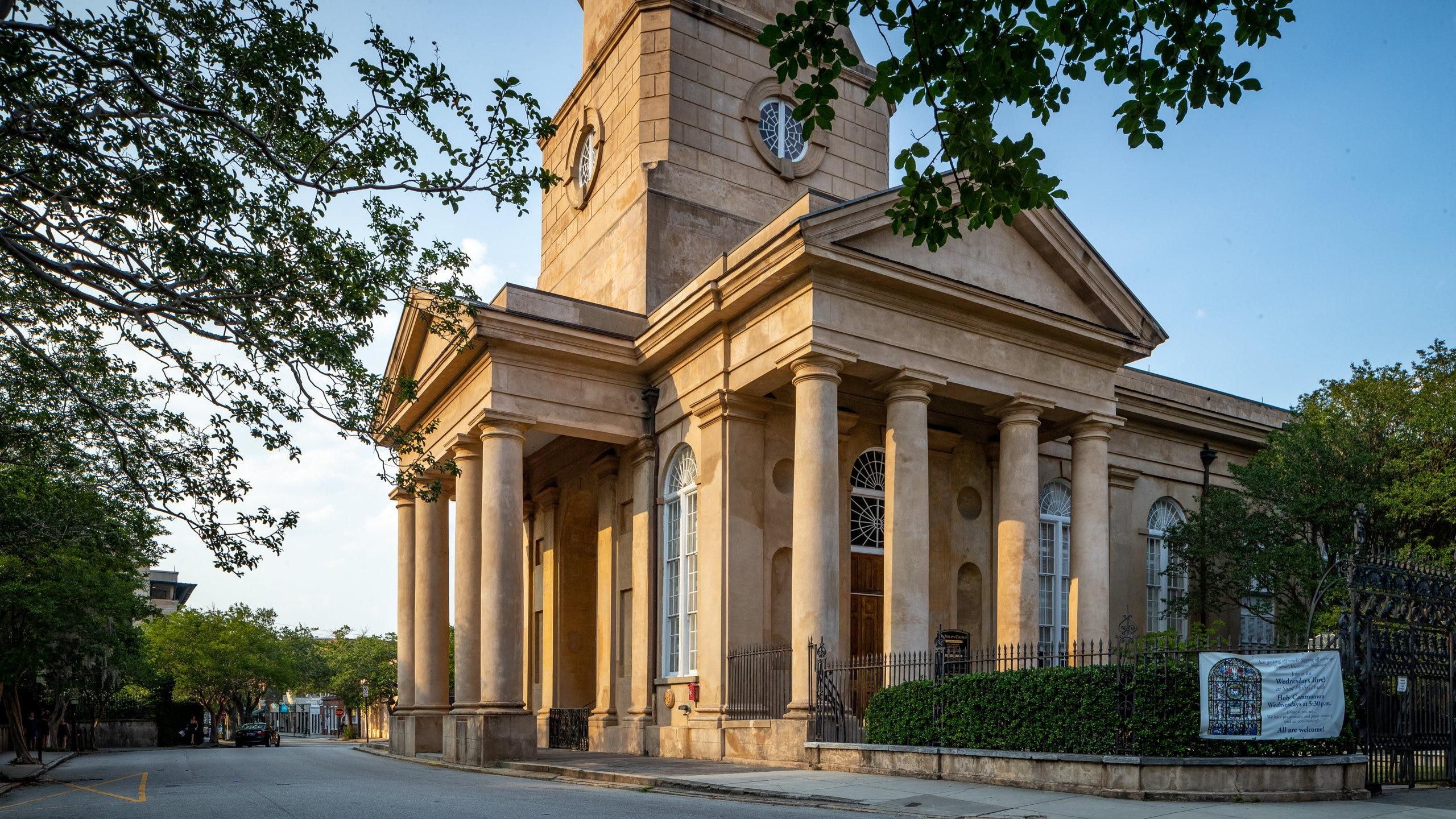 St. Philip's Church, Charleston, South Carolina, United States of America