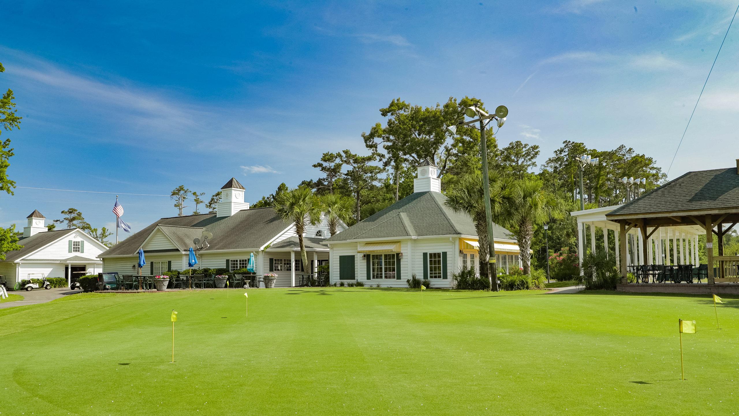 Tupelo Bay Golf Center, Garden City Beach, South Carolina, United States of America