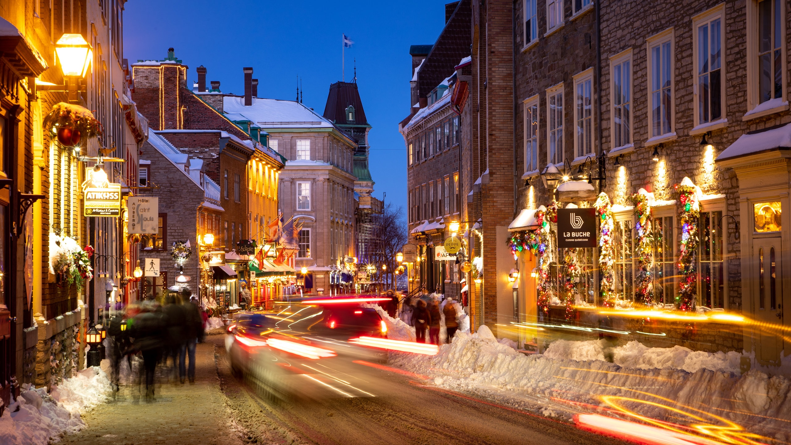 Old Quebec, Quebec, Quebec, Canada