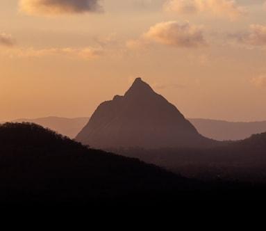 Glasshouse Mountains National Park