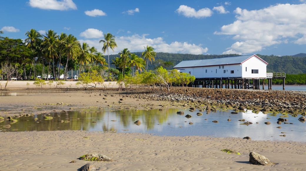 Sugar Wharf featuring a beach