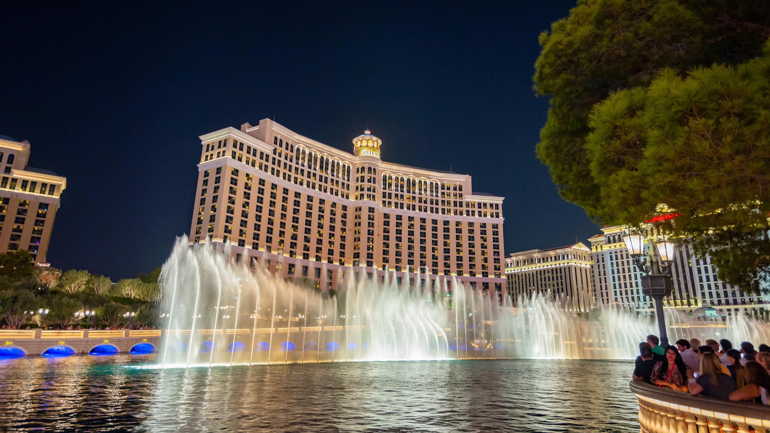 Bellagio Casino, Paradise, Nevada, United States of America