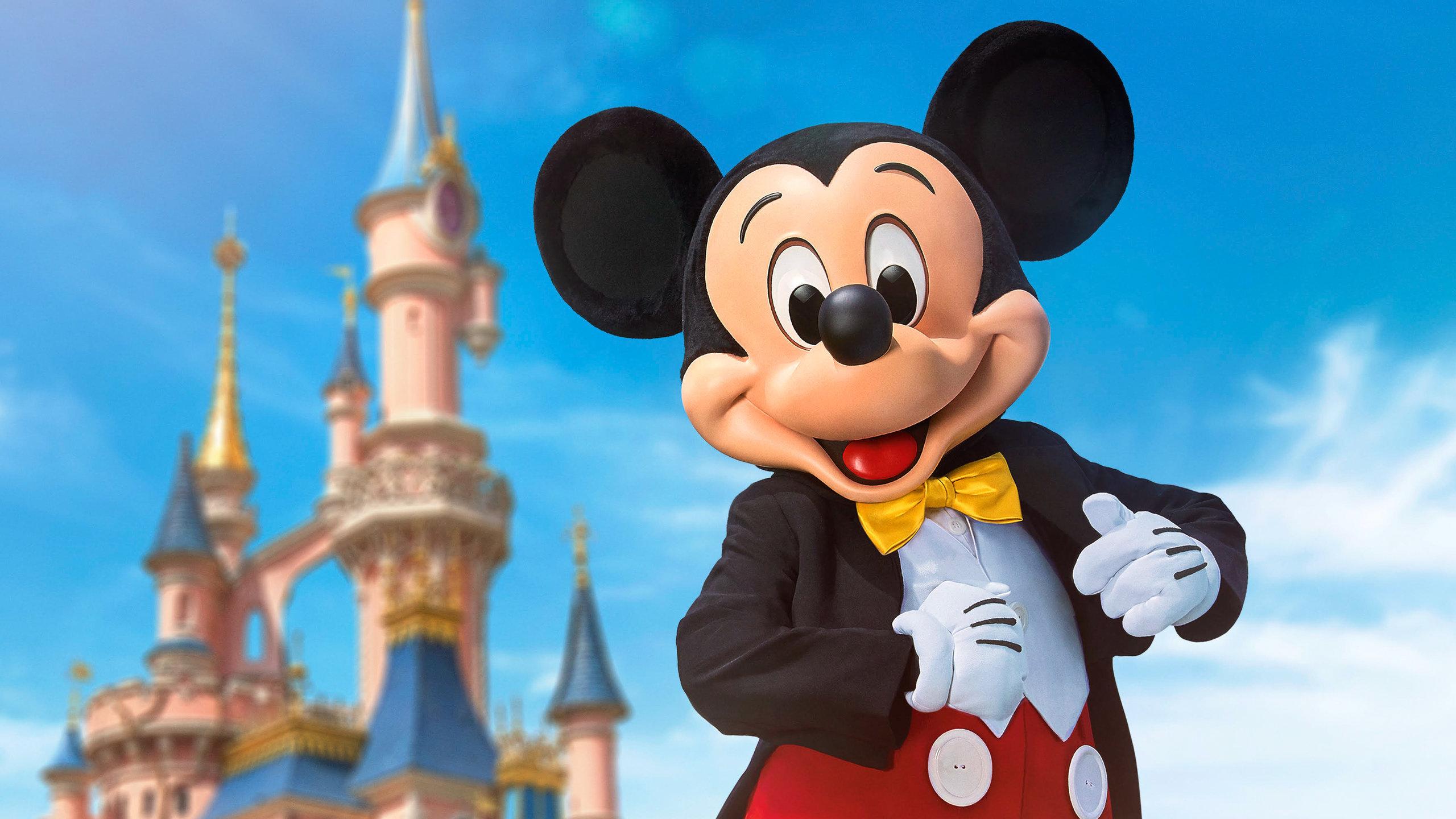Disneyland® Paris, Chessy, Seine-et-Marne, France
