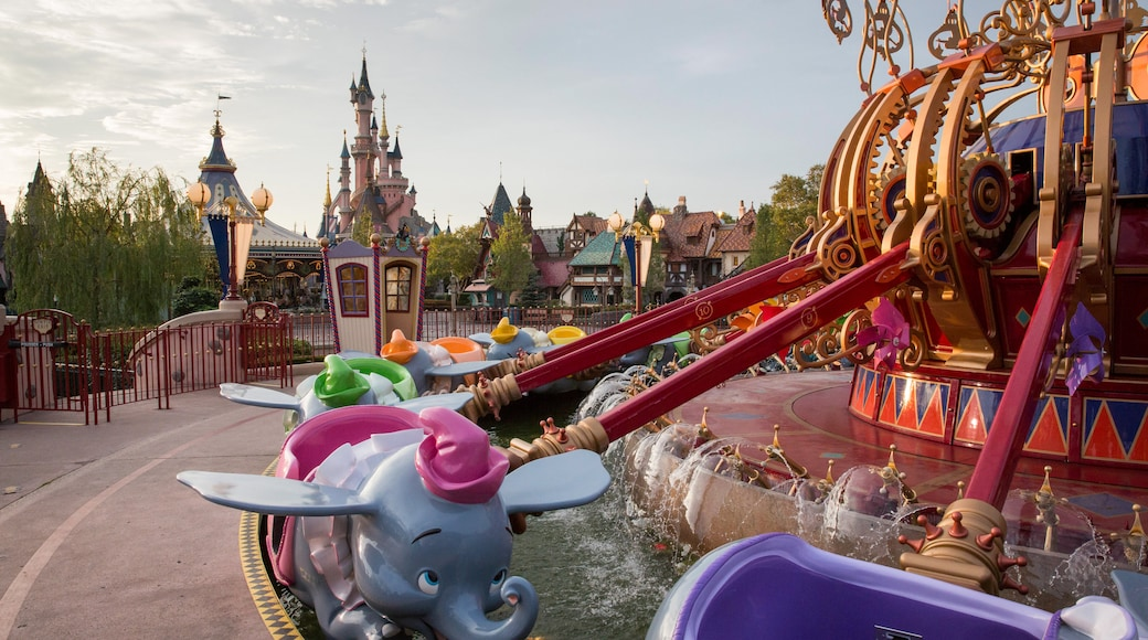 Parco divertimenti Disneyland® Paris
