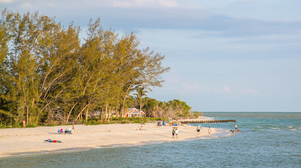 Captiva which includes a sandy beach and general coastal views