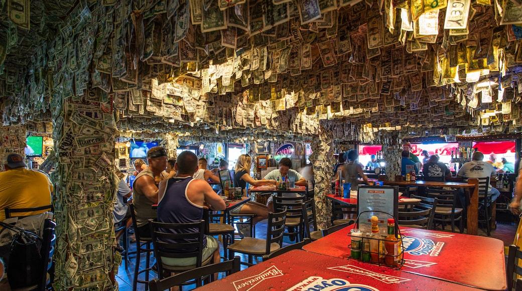 Siesta Key featuring a bar and interior views