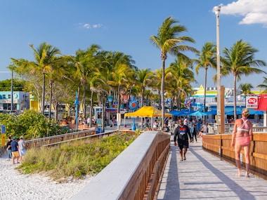 Fishing Pier Fort Myers Beach