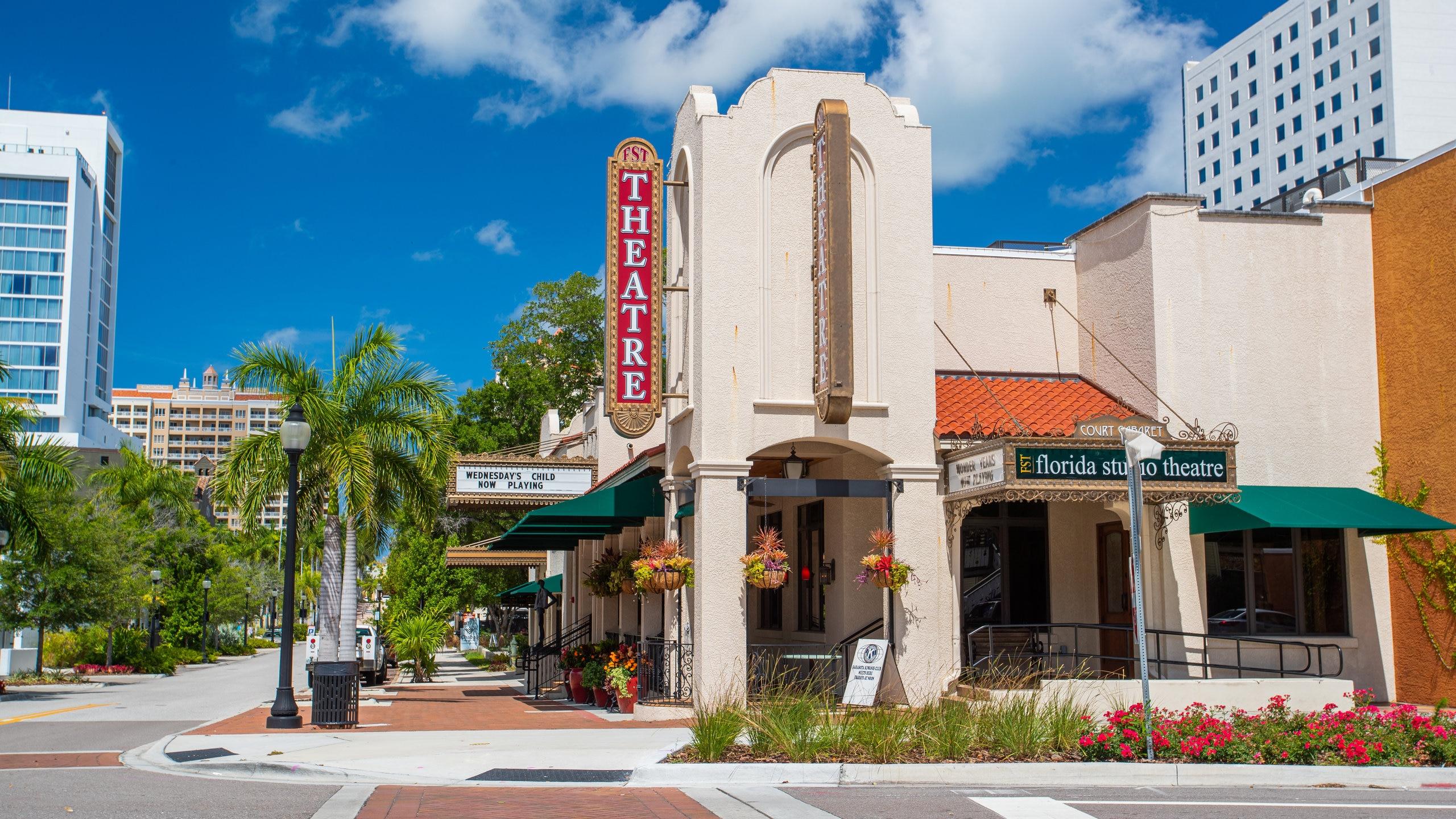 Florida Studio Theatre, Sarasota, Florida, USA
