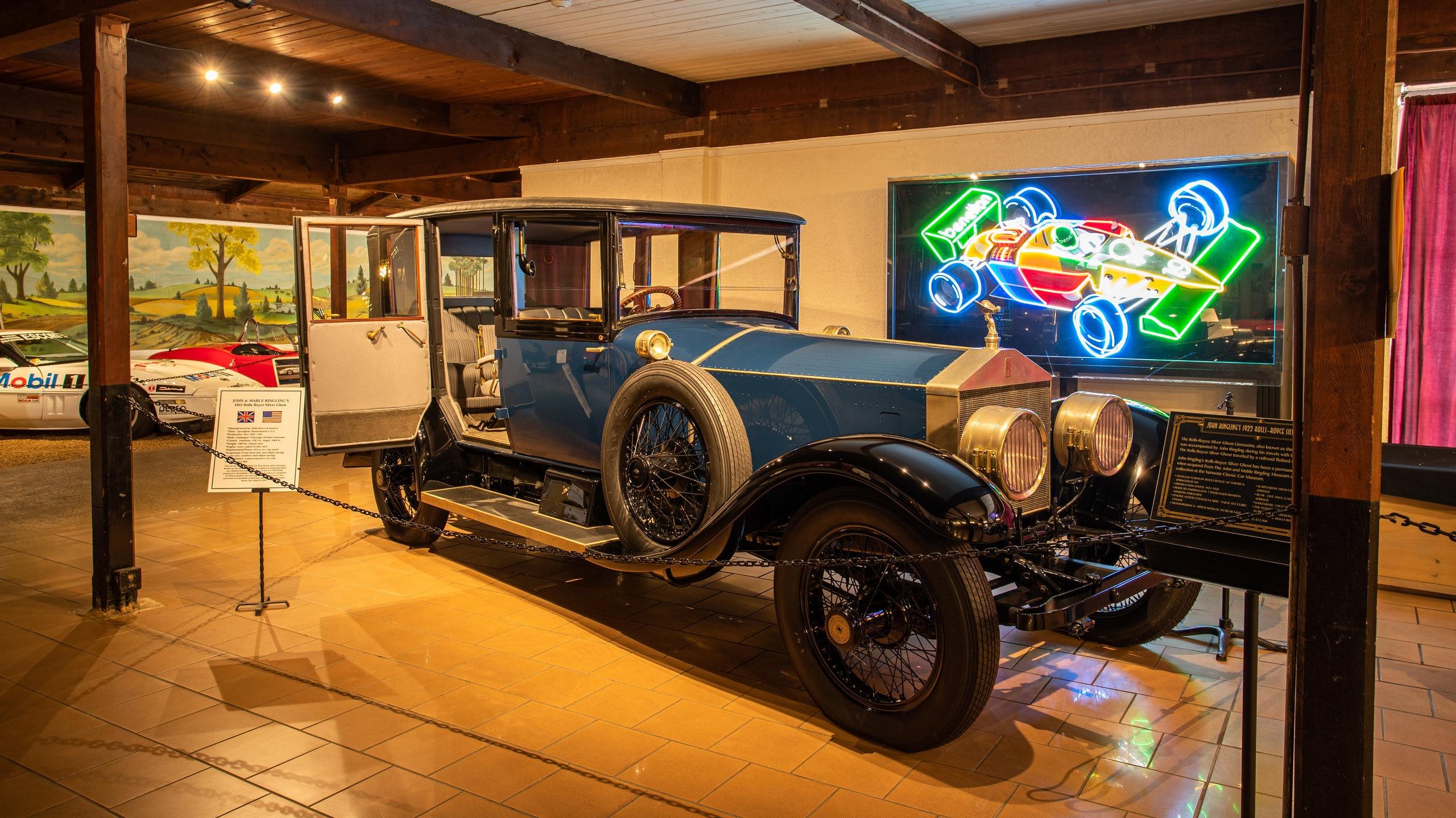 Sarasota Classic Car Museum, Sarasota, Florida, USA