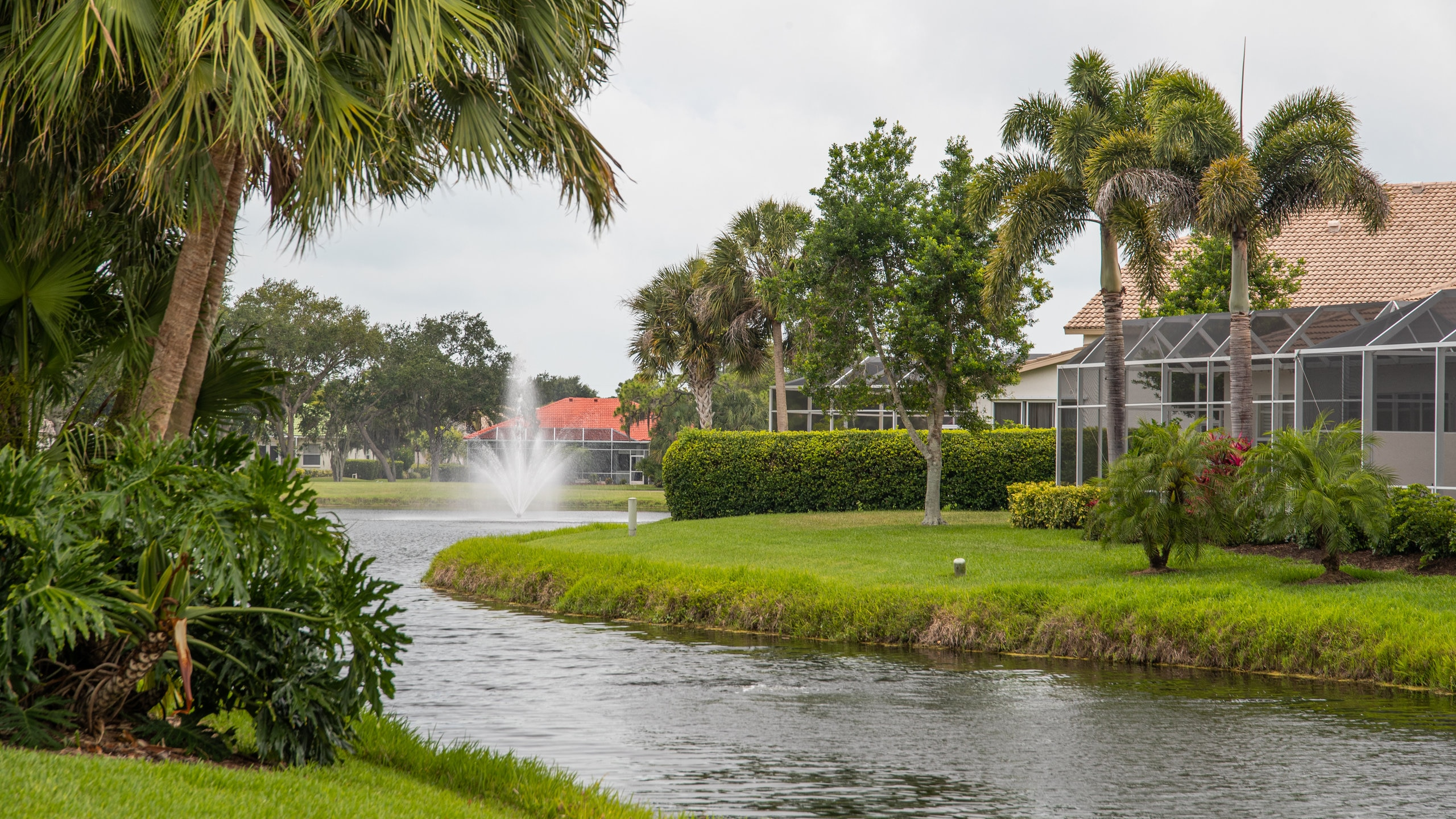Stoneybrook Golf & Country Club, Sarasota, Florida, USA