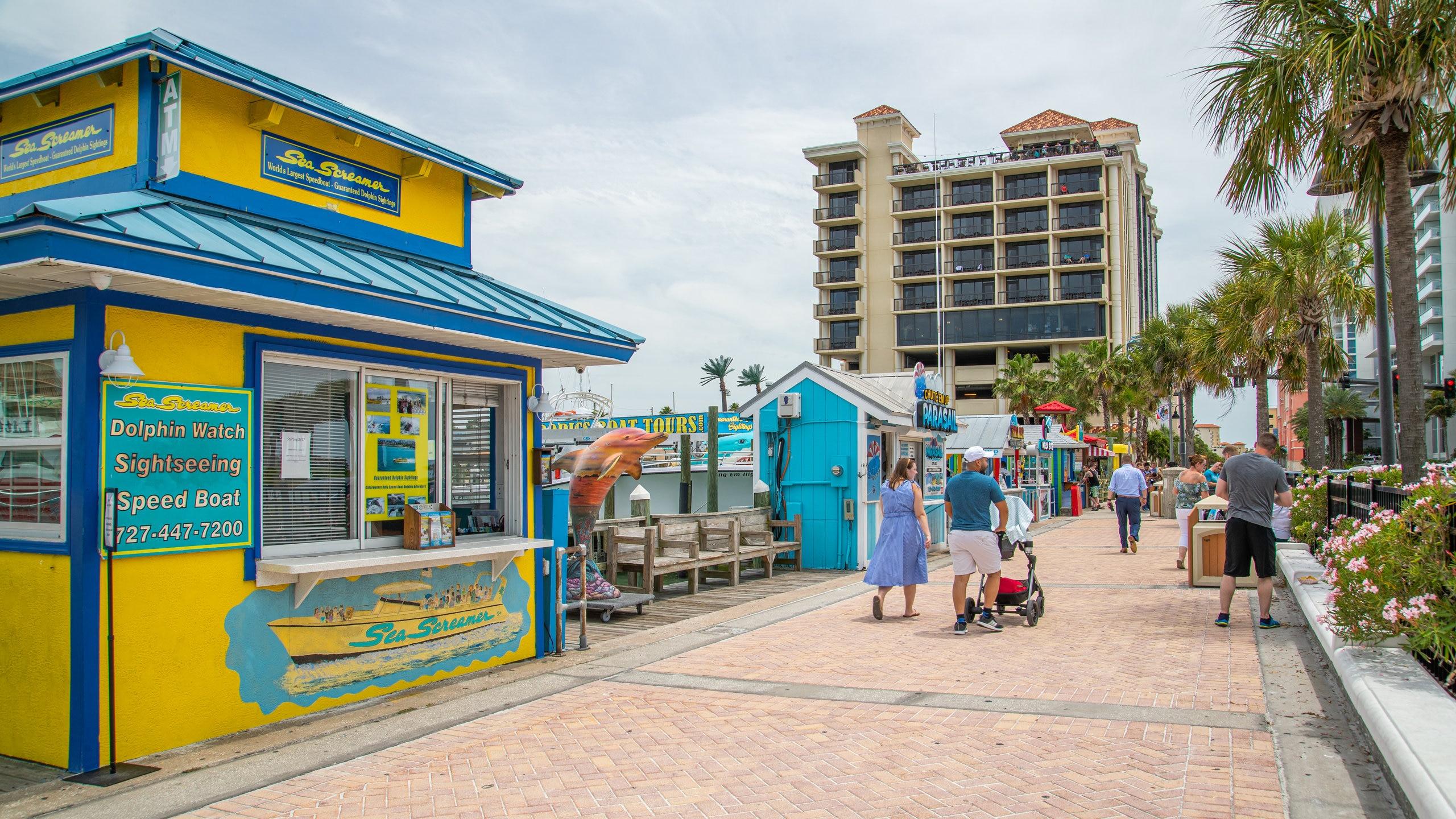 Clearwater Municipal Marina, Clearwater Beach, Florida, United States of America