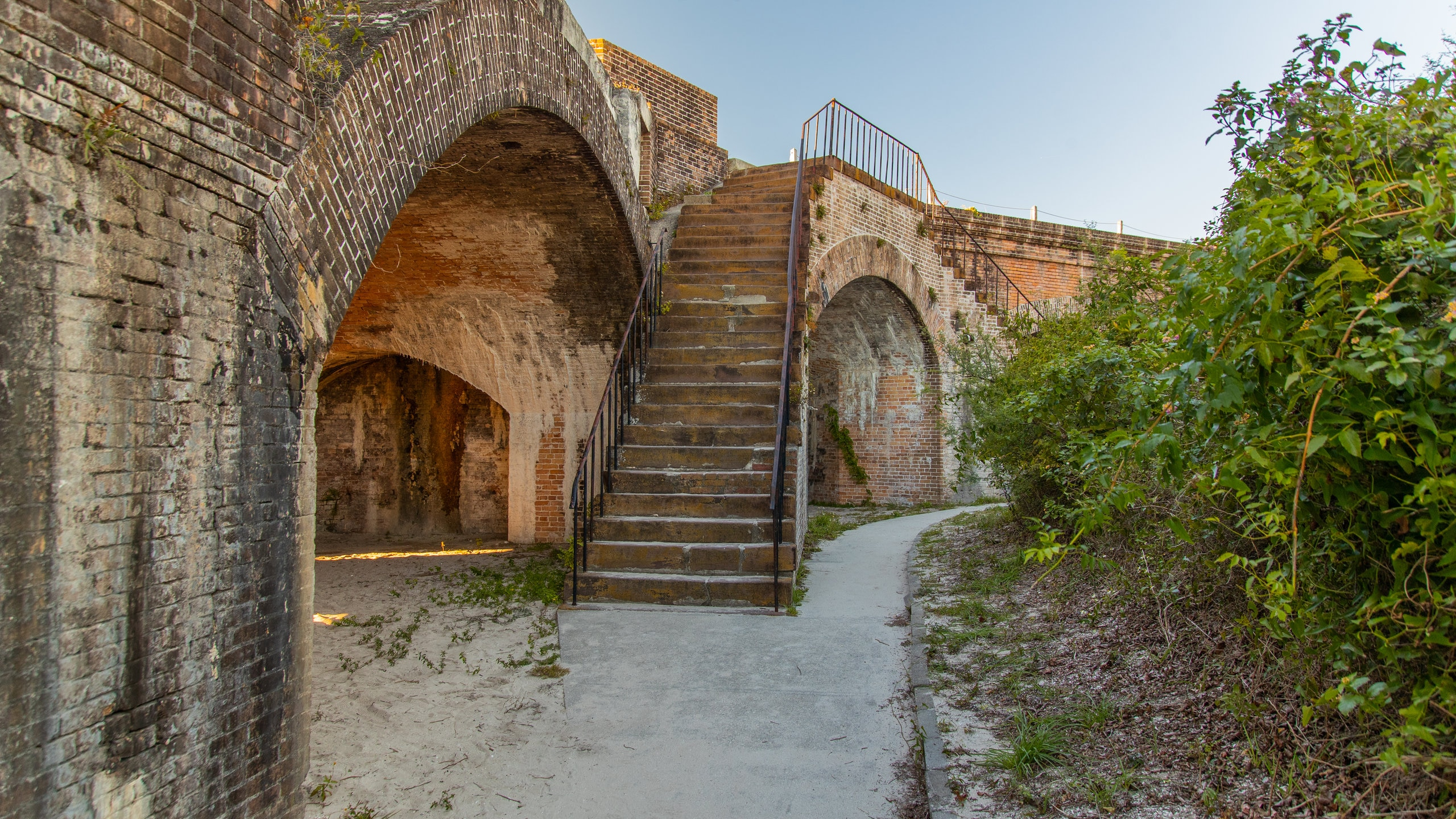 Fort Pickens, Pensacola Beach, Florida, United States of America