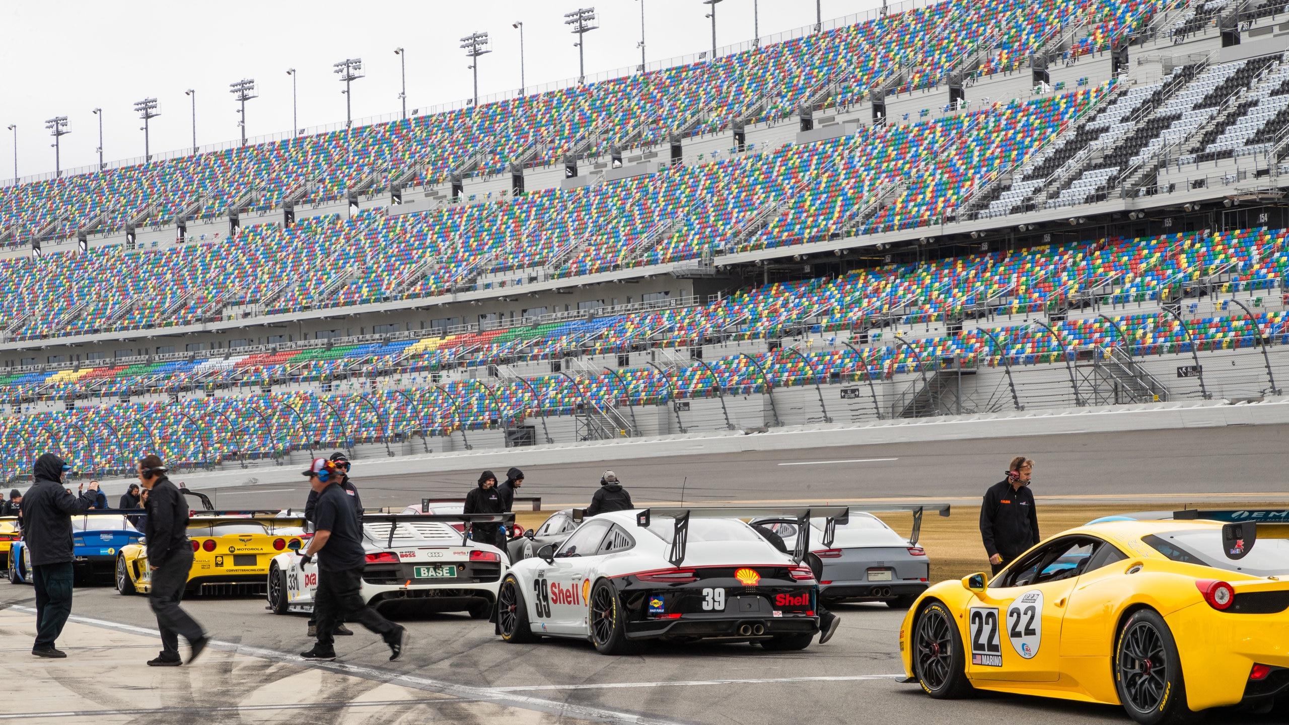 Daytona International Speedway, Daytona Beach, Florida, United States of America