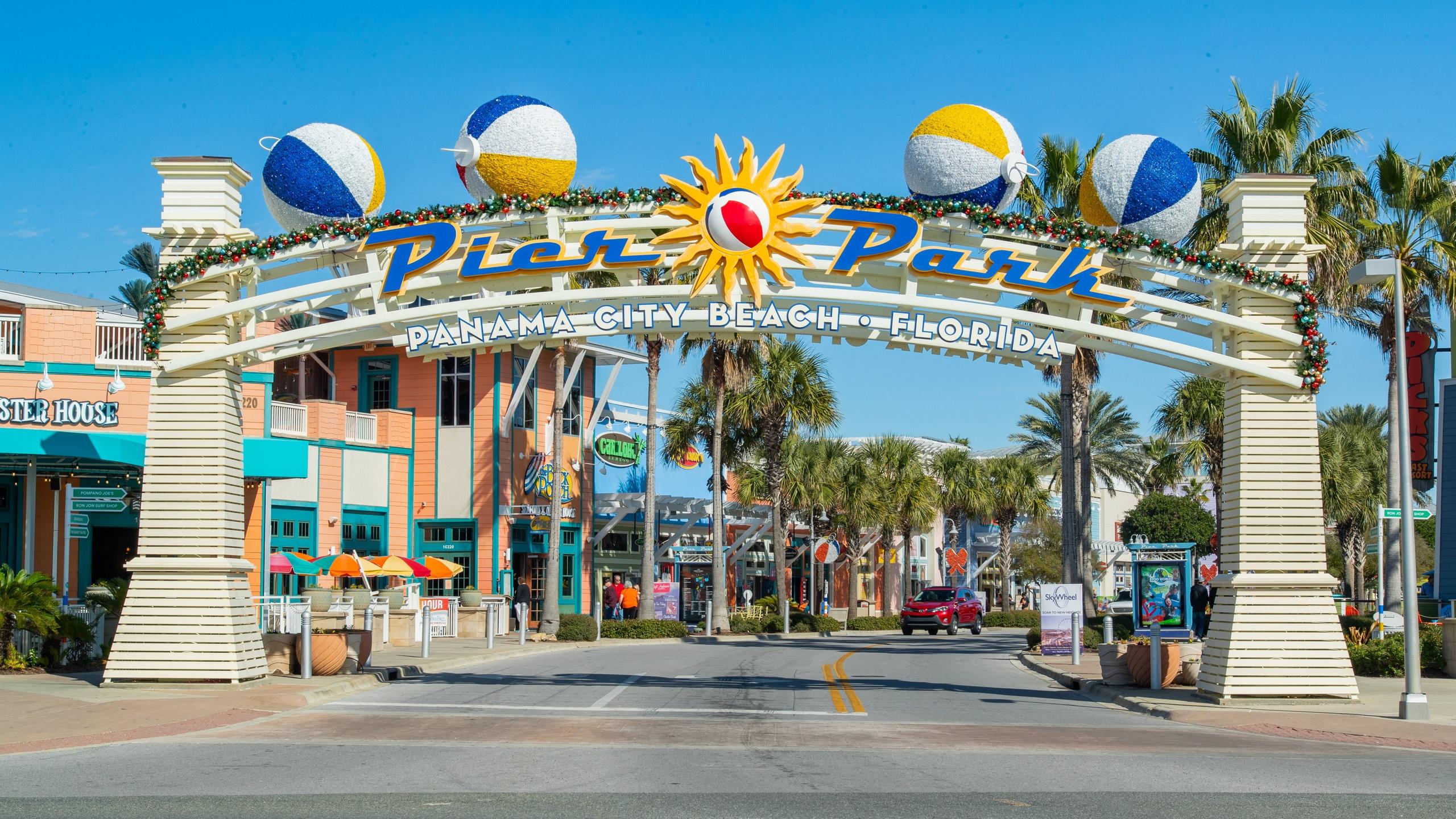 Pier Park, Panama City Beach, Florida, USA