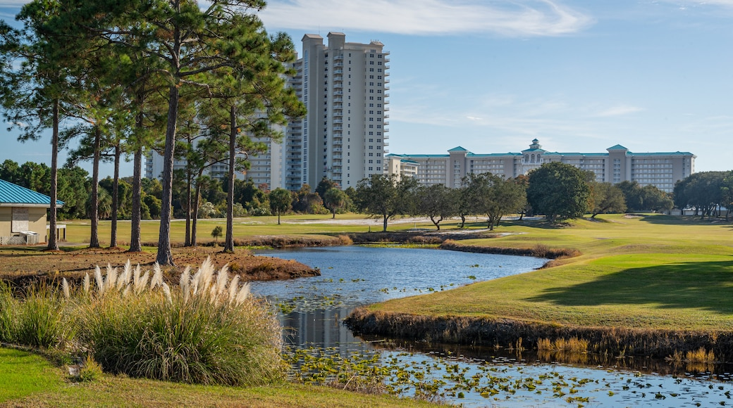Golf Course At Seascape Resort featuring golf and a river or creek