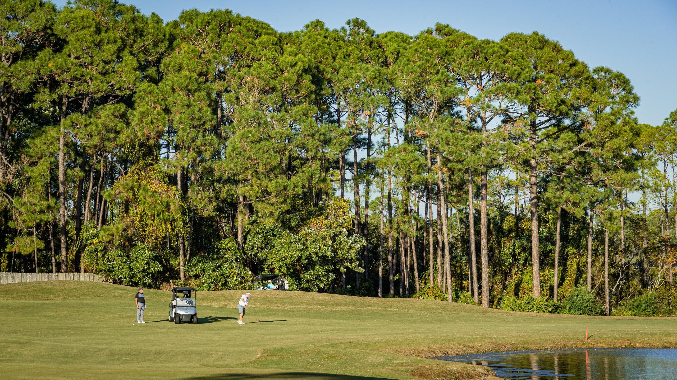 Emerald Bay Golf Club, Destin, Florida, United States of America
