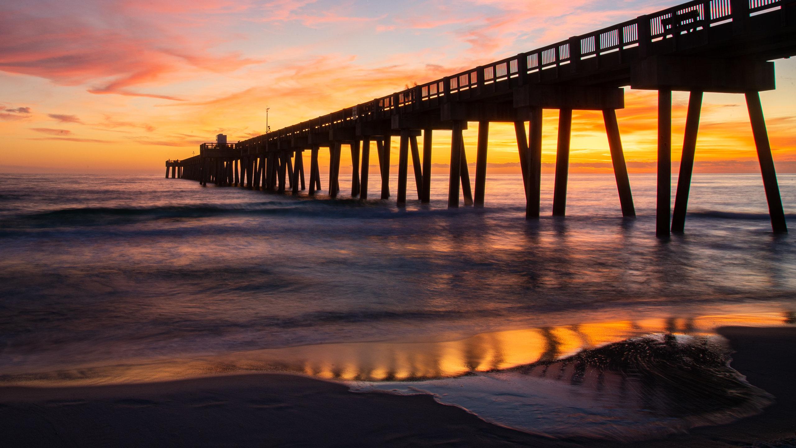 Russell-Fields Pier, Panama City Beach, Florida, United States of America