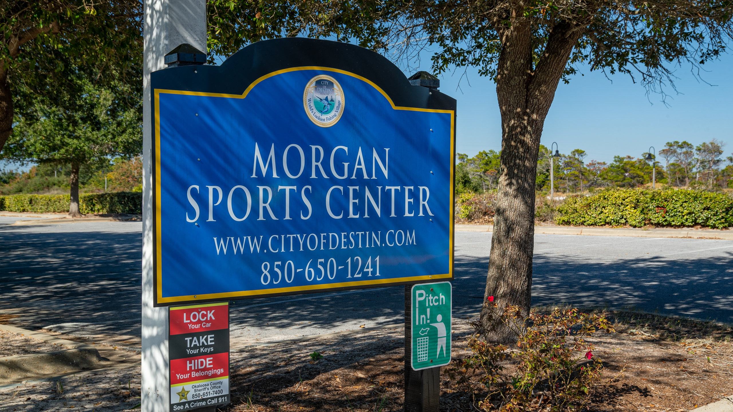Morgan Sports Center, Destin, Florida, United States of America