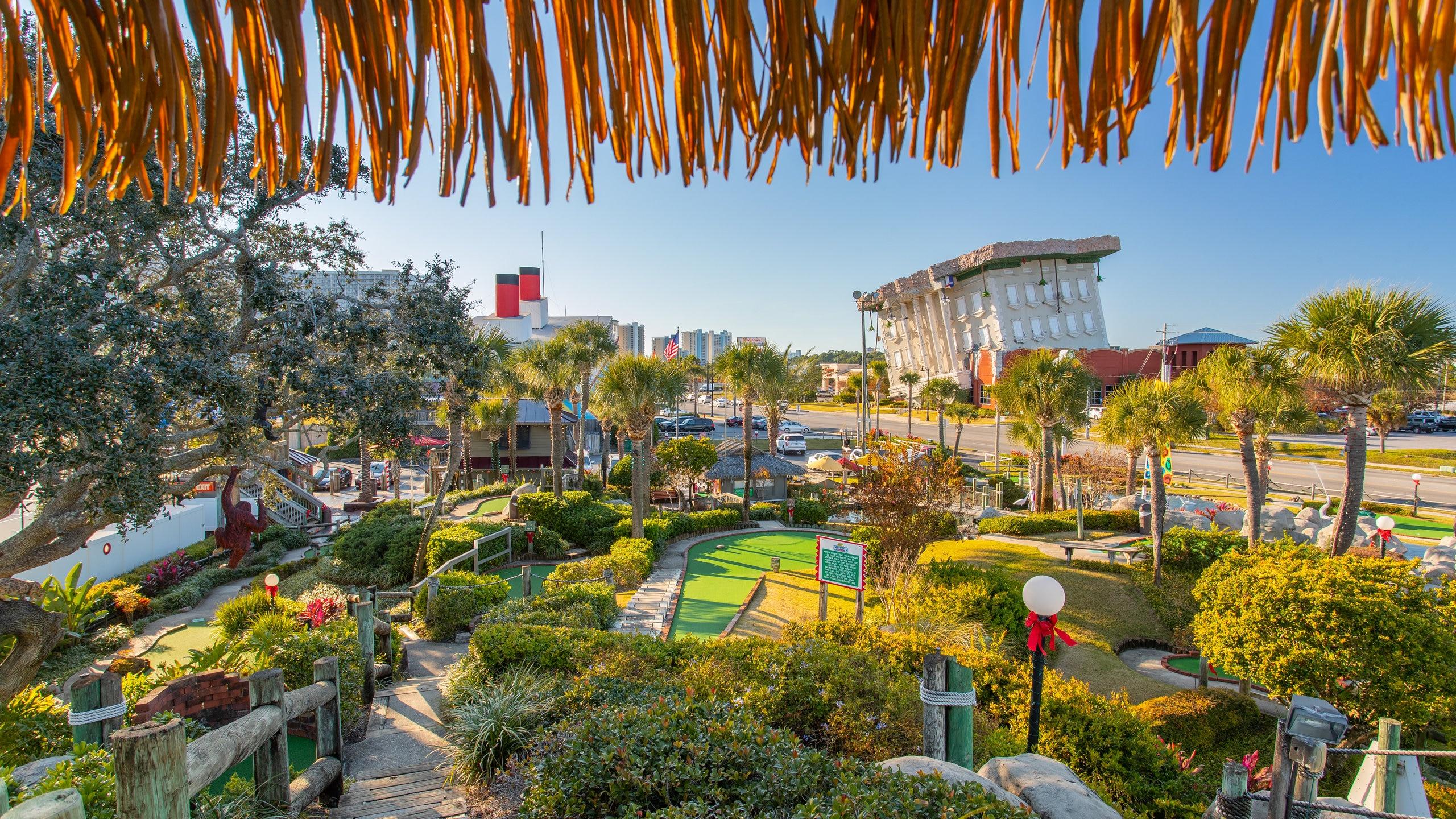 Coconut Creek Family Fun Park, Panama City Beach, Florida, United States of America