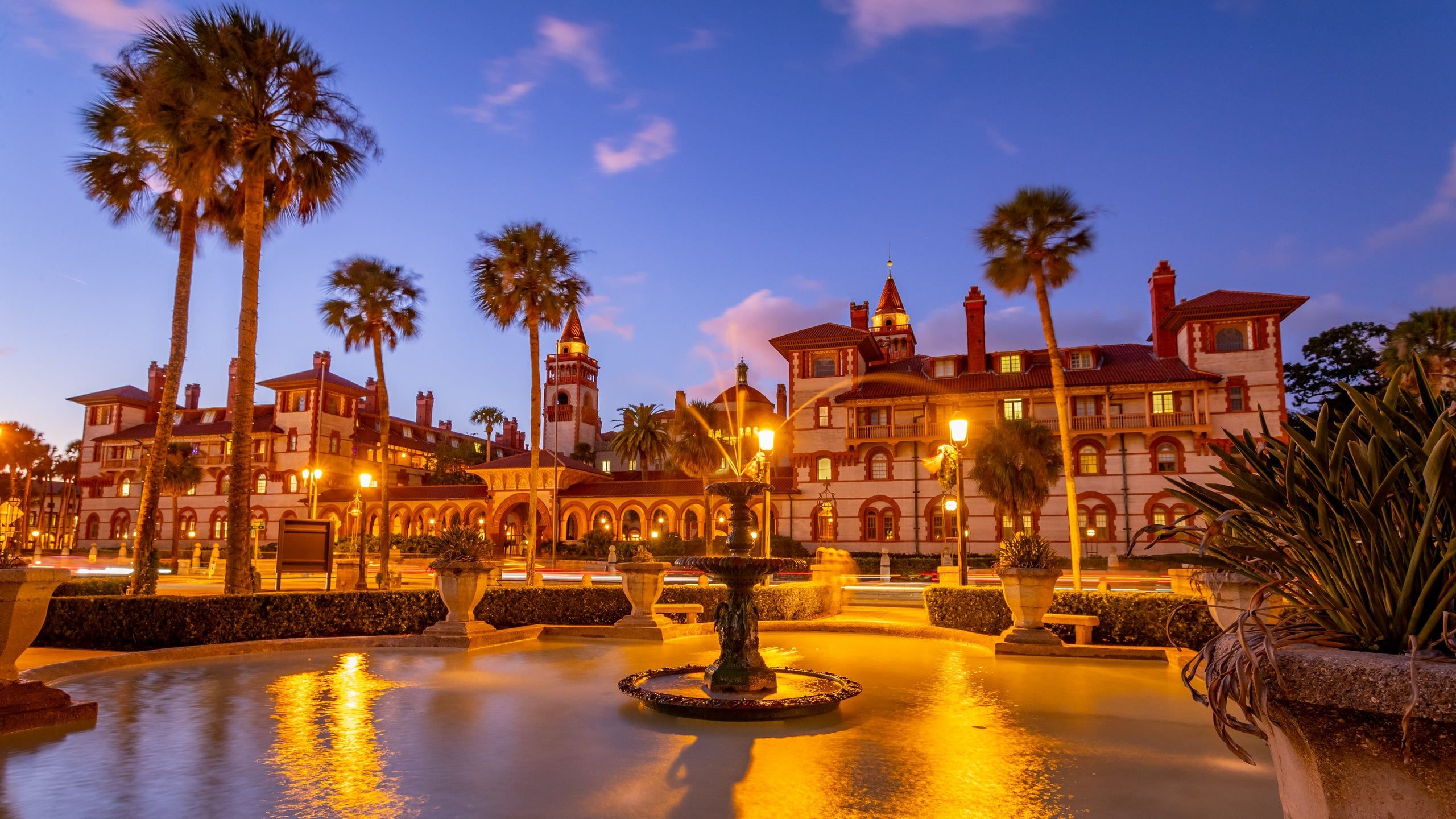 Downtown Historic District, St Augustine