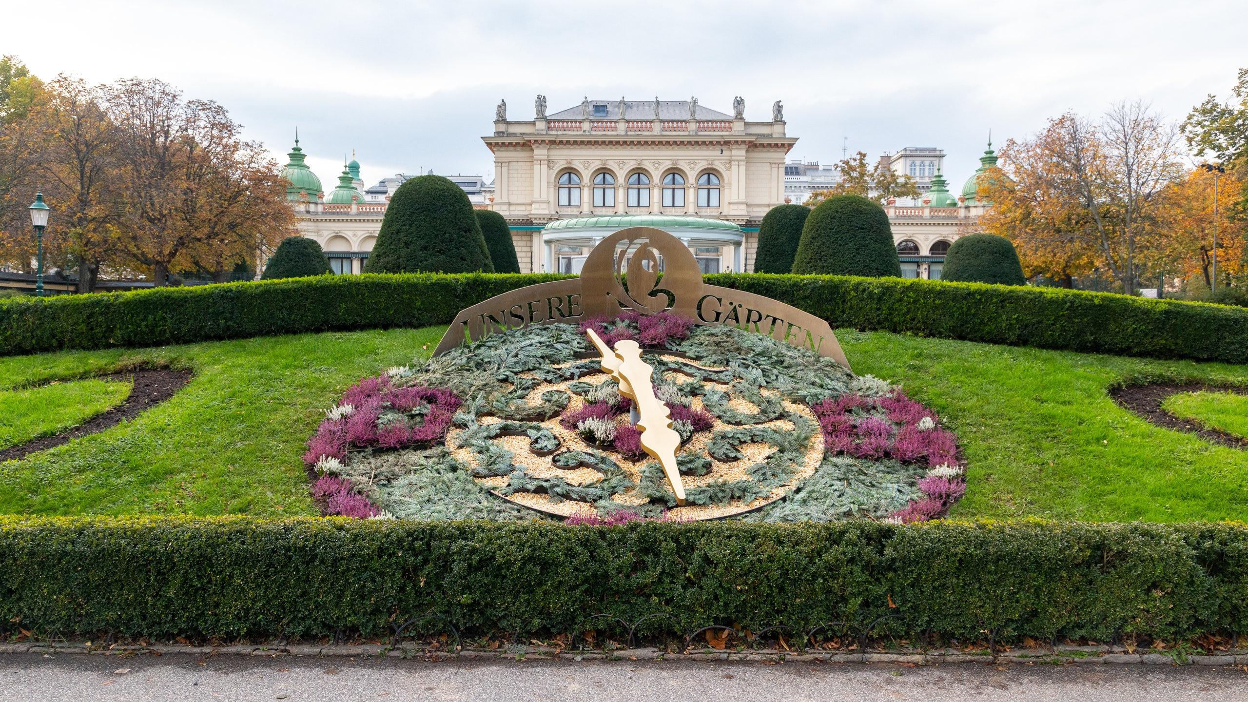 Wiener Stadtpark, Wien, Österreich