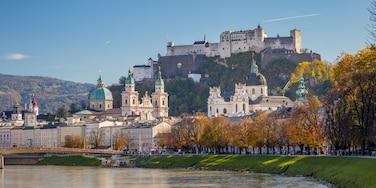 Altstadt, Salzburg, Salzburg, Österreich