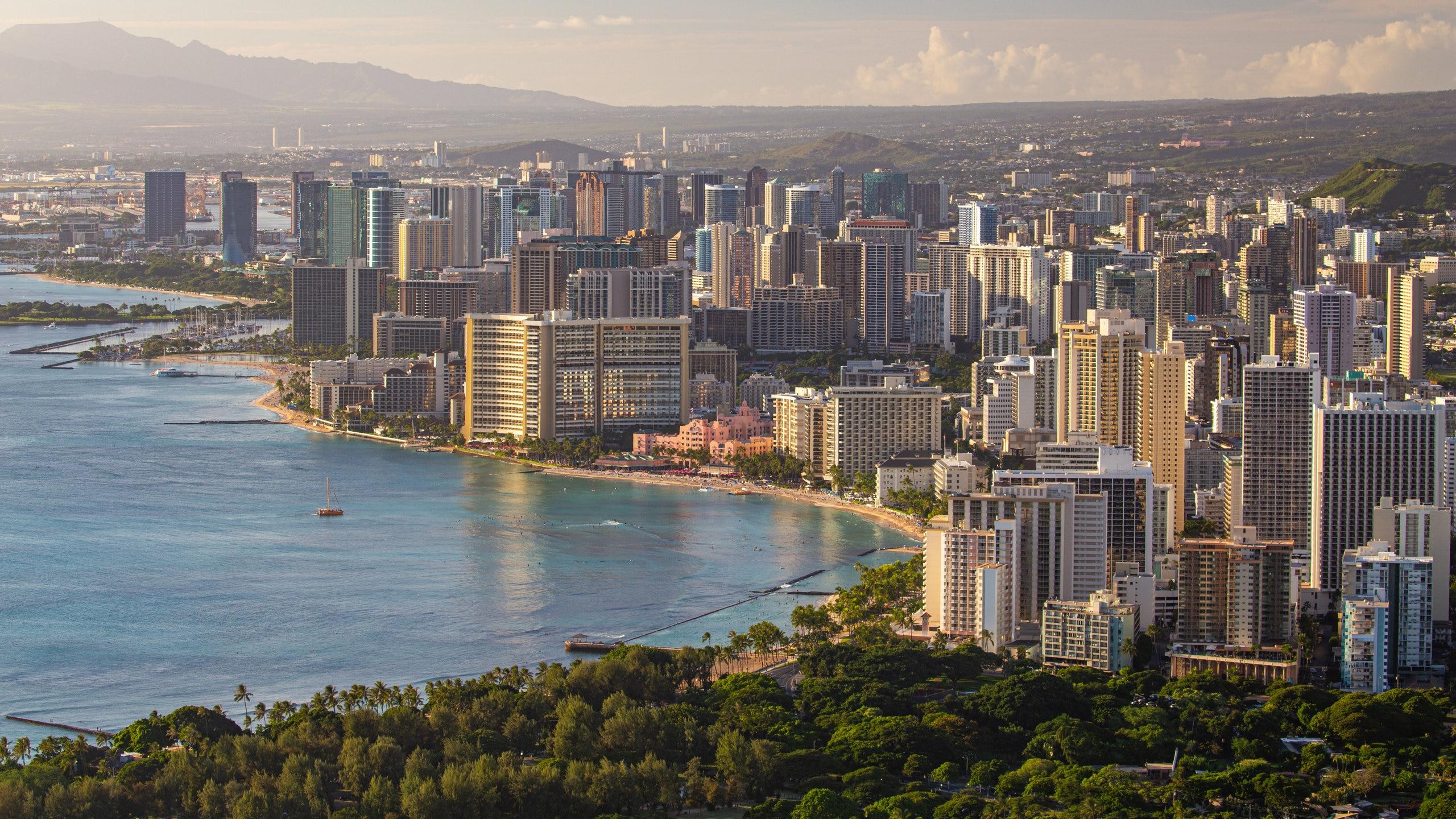 Diamond Head - Kapahulu - St. Louis, Honolulu, Hawaii, United States of America