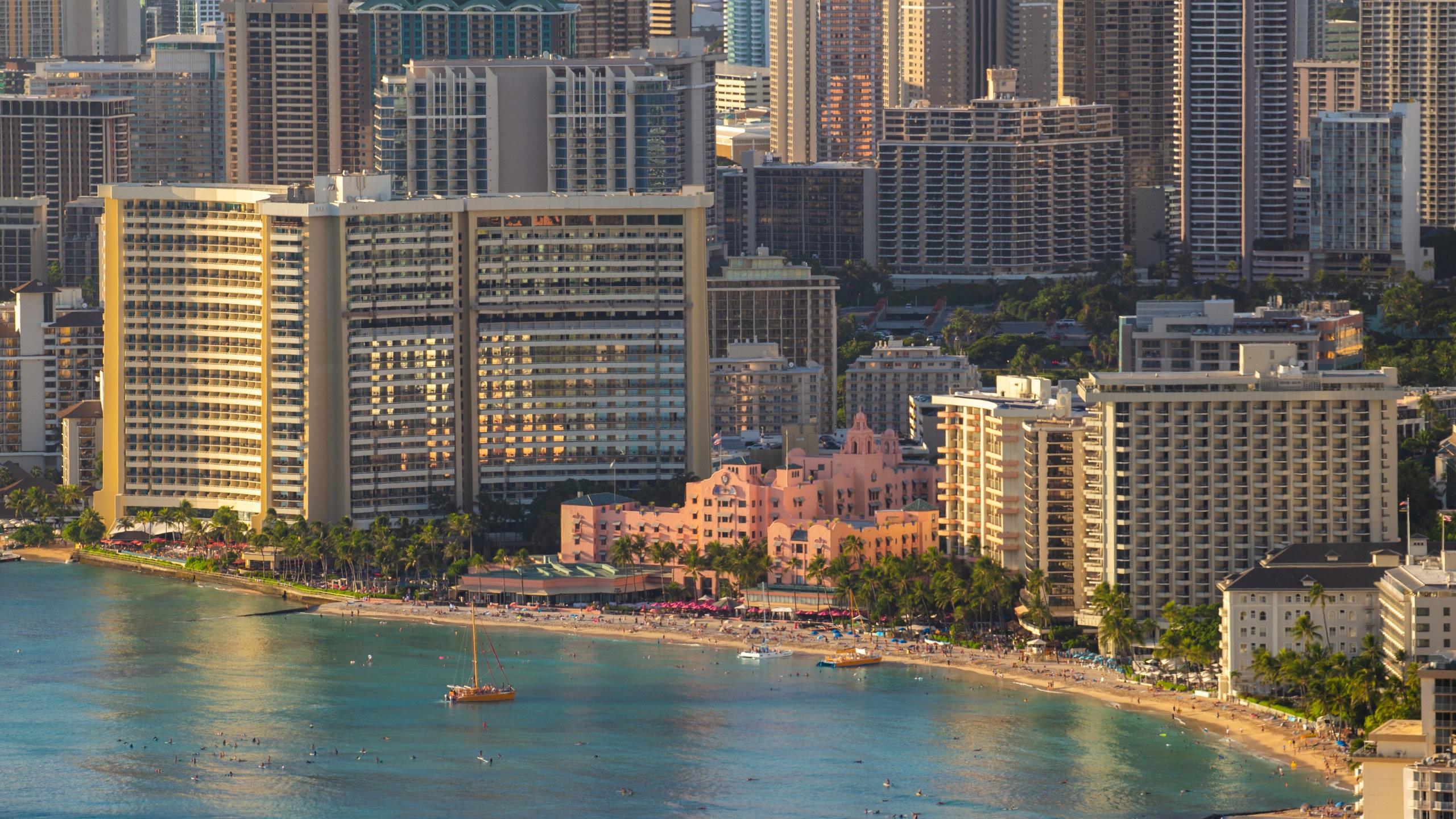 Diamond Head, Honolulu, Hawaii, United States of America