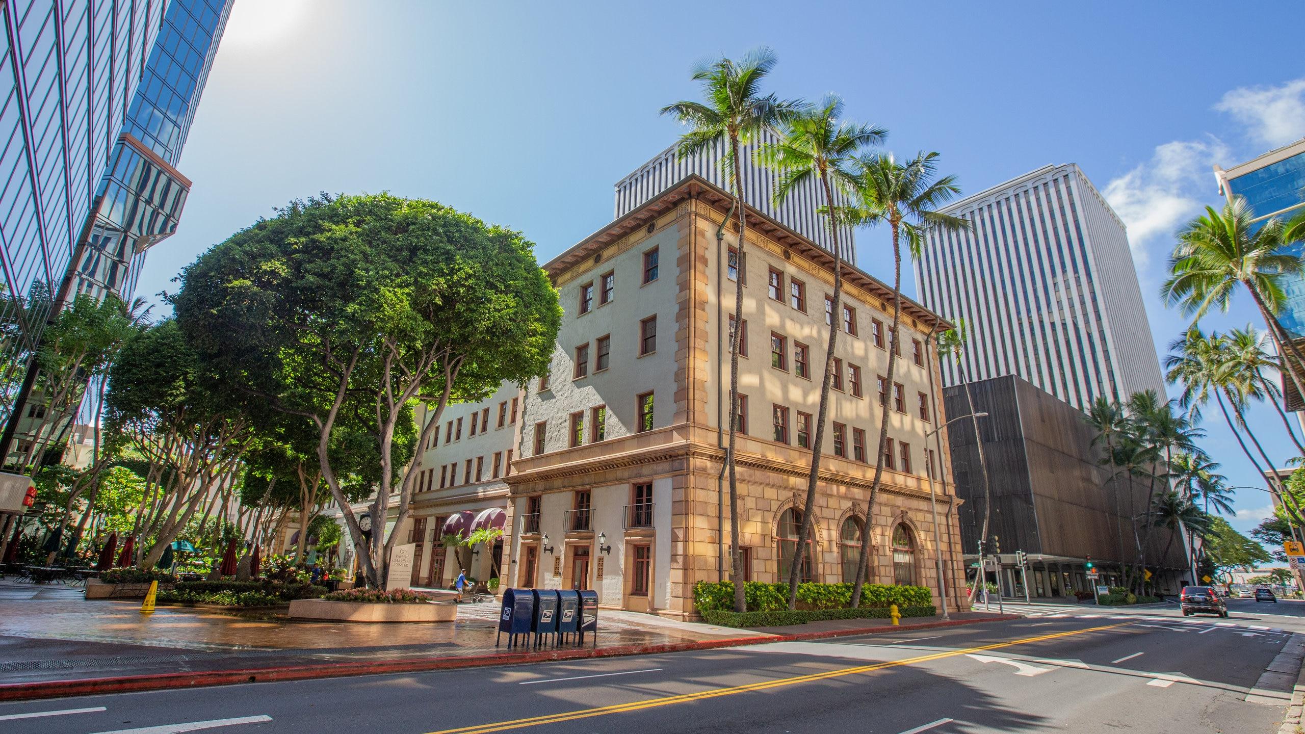 Downtown Honolulu, Honolulu, Hawaii, United States of America