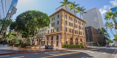 Downtown Honolulu, Hawaii, United States of America