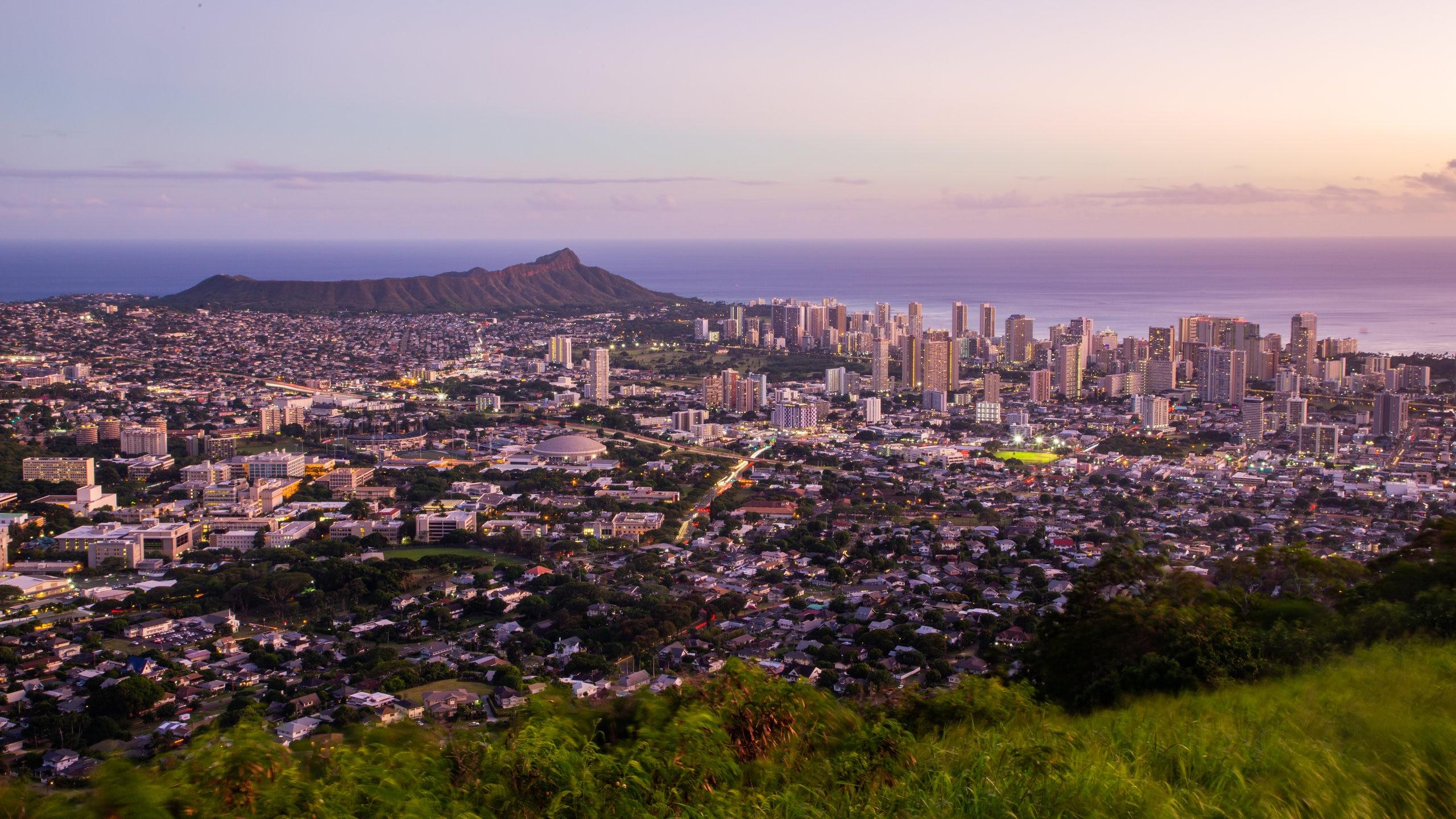 Tantalus, Honolulu, Hawaii, United States of America