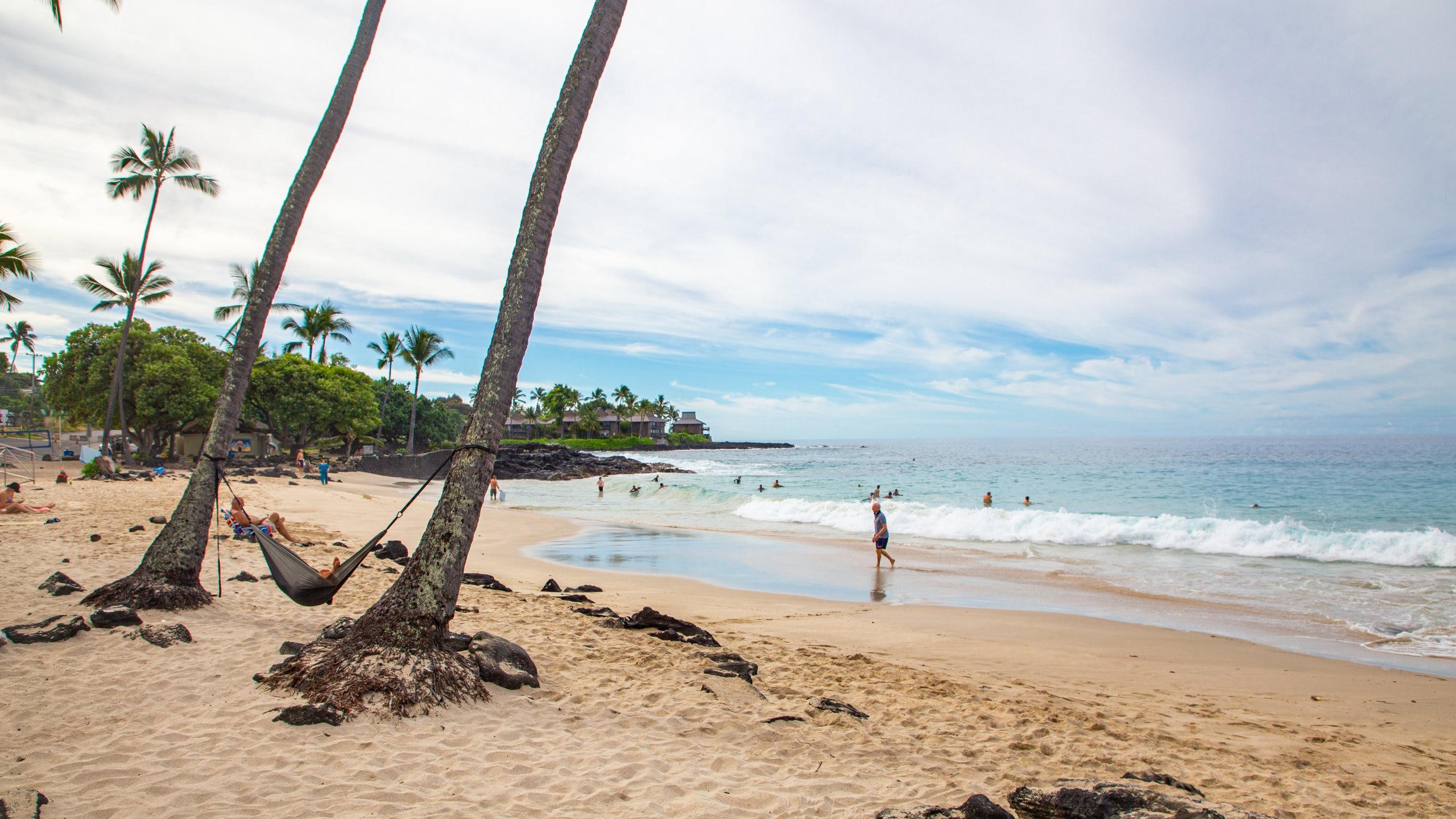 Magic Sands Beach, Kailua-Kona, Hawaii, United States of America