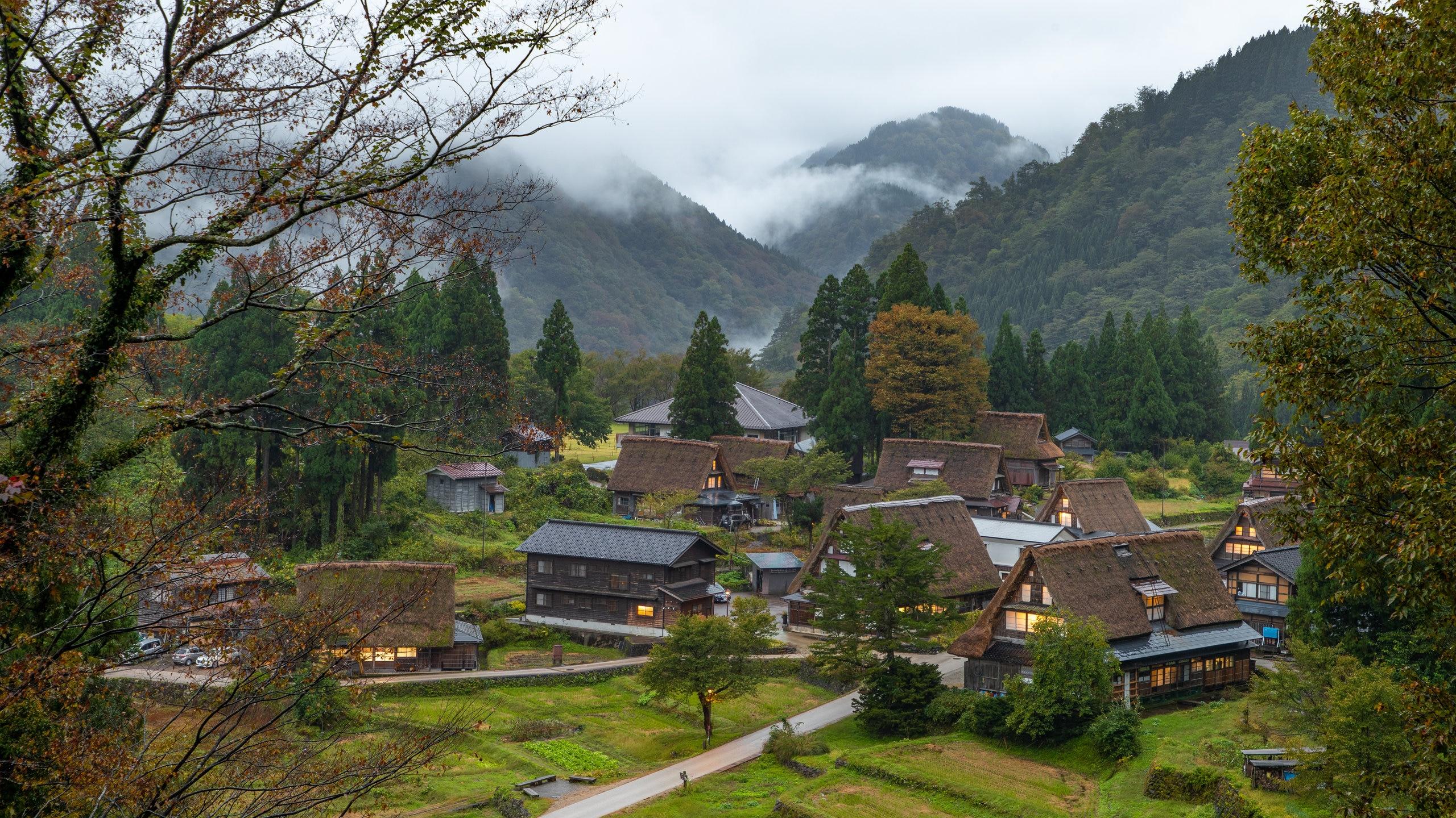 Nanto, Präfektur Toyama, Japan