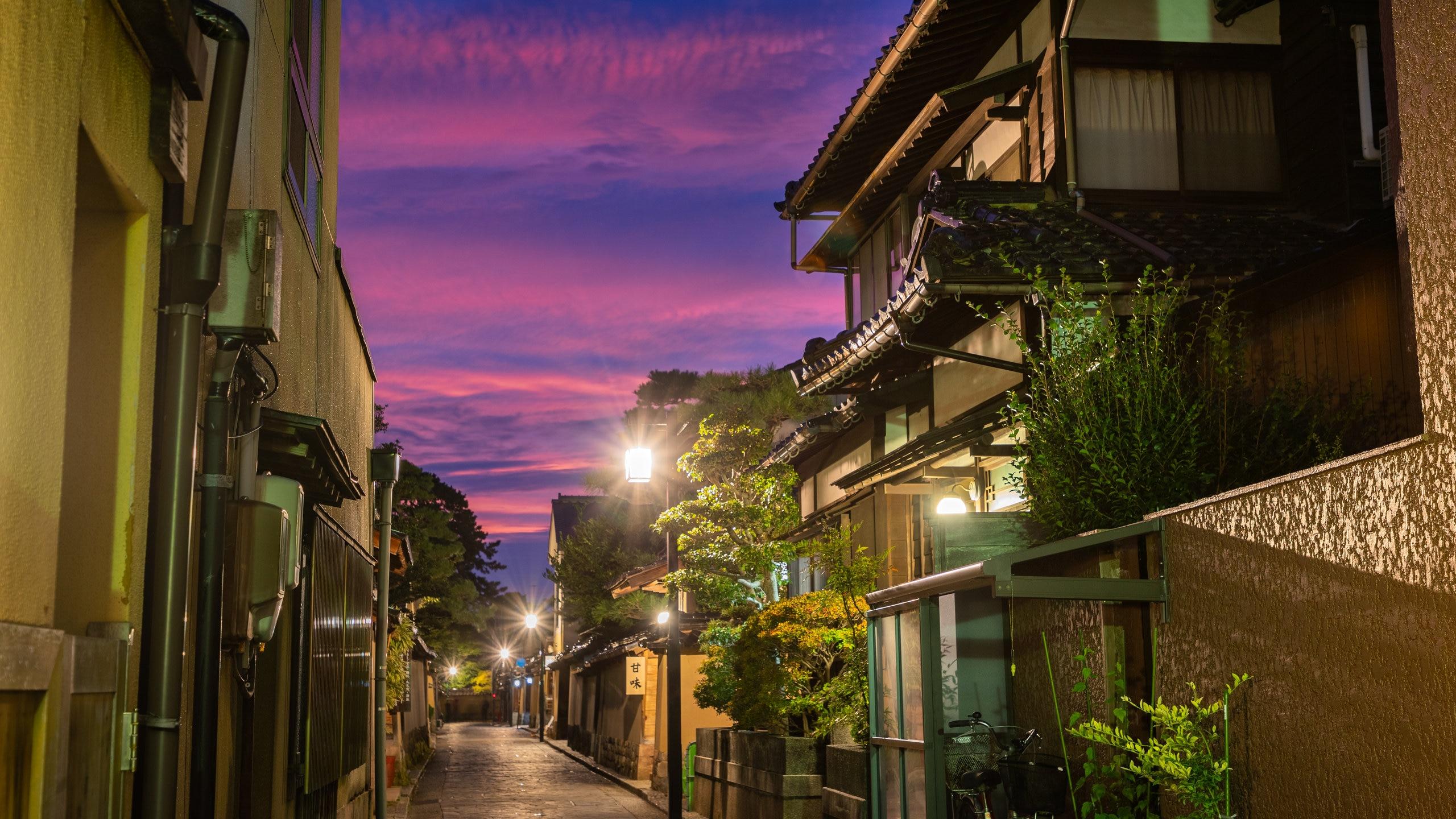 Kanazawa, Präfektur Ishikawa, Japan